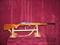 MOSSBERG MODEL 152 SEMI AUTO 22 L.R.  Guns > Rifles > Mossberg Rifles > Plinkster Series