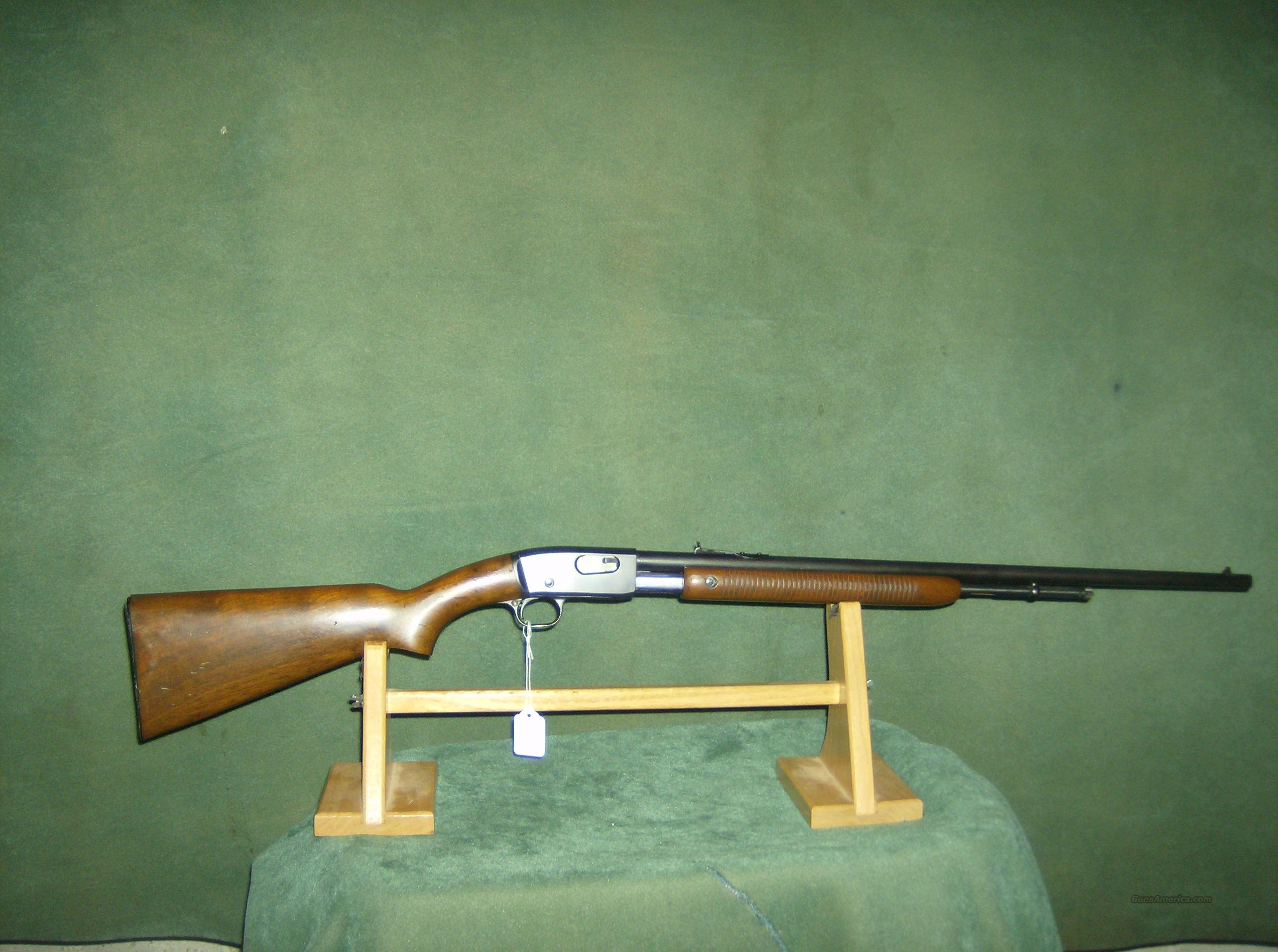 REMINGTON MODEL 121 FIELDMASTER  Guns > Rifles > Remington Rifles - Modern > .22 Rimfire Models