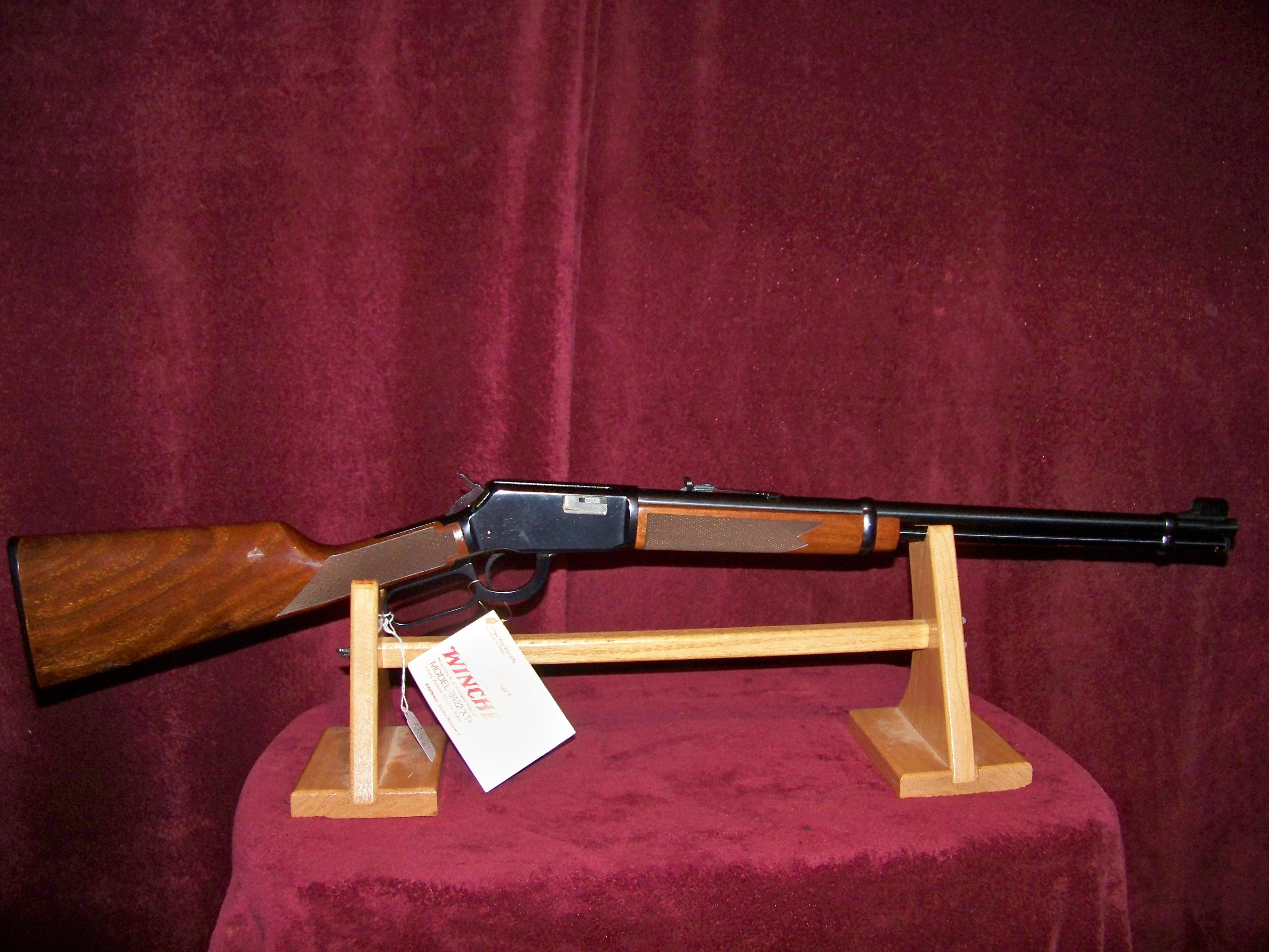 WINCHESTER 9422XTR 22 L.R.  Guns > Rifles > Winchester Rifles - Modern Lever > Other Lever > Post-64