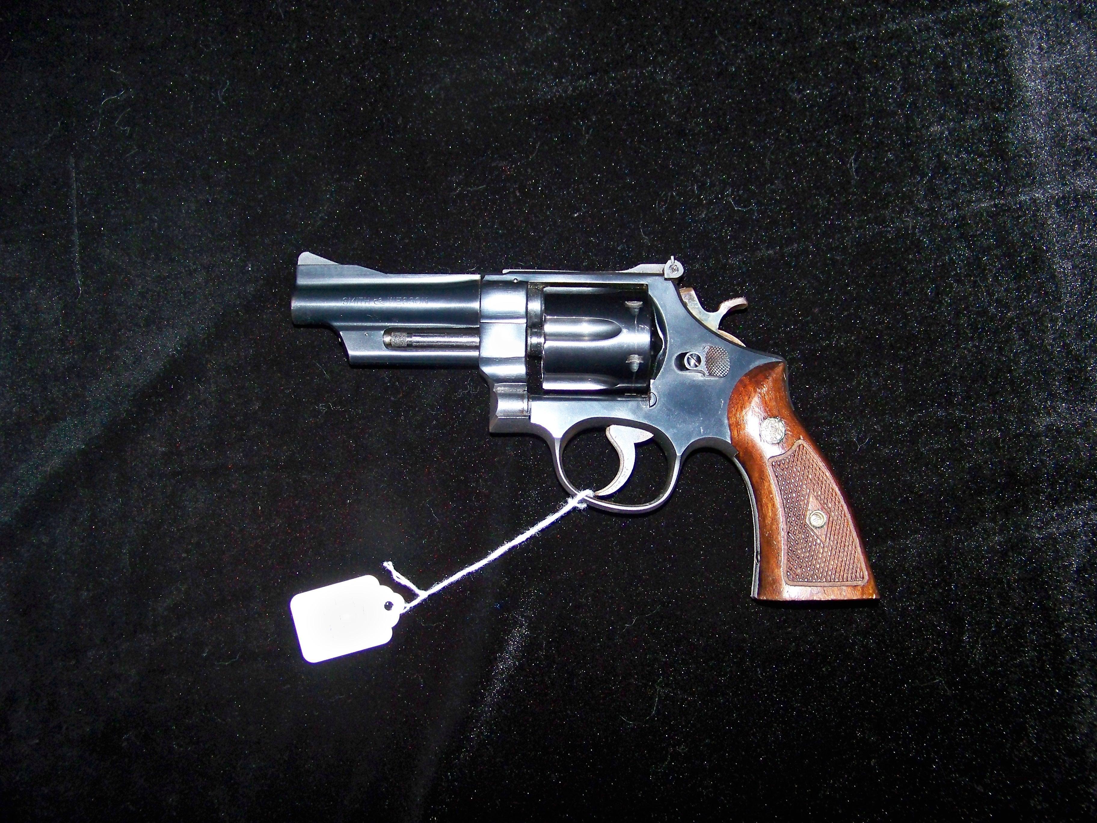 SMITH & WESSON MODEL 28 HIGHWAY PATROL  Guns > Pistols > Smith & Wesson Revolvers > Full Frame Revolver