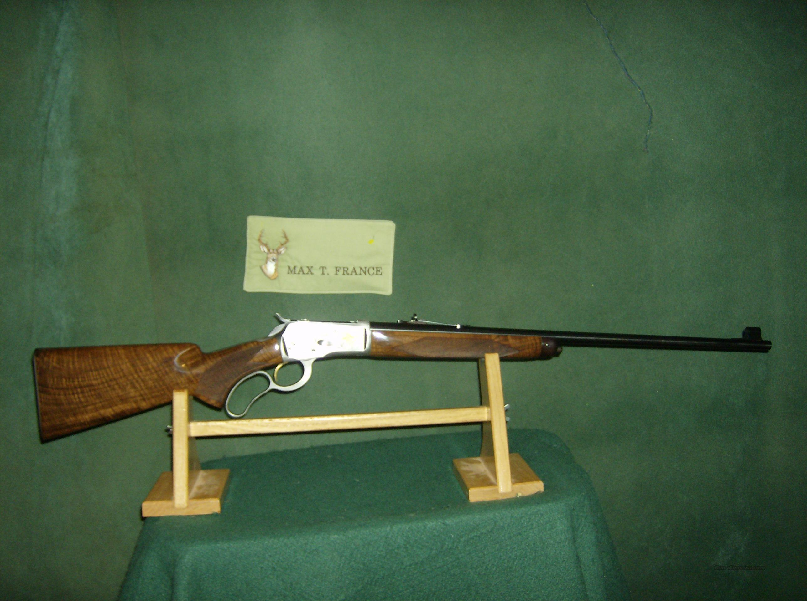 BROWNING HIGH GRADE MODEL 65 218 BEE  Guns > Rifles > Browning Rifles > Lever Action