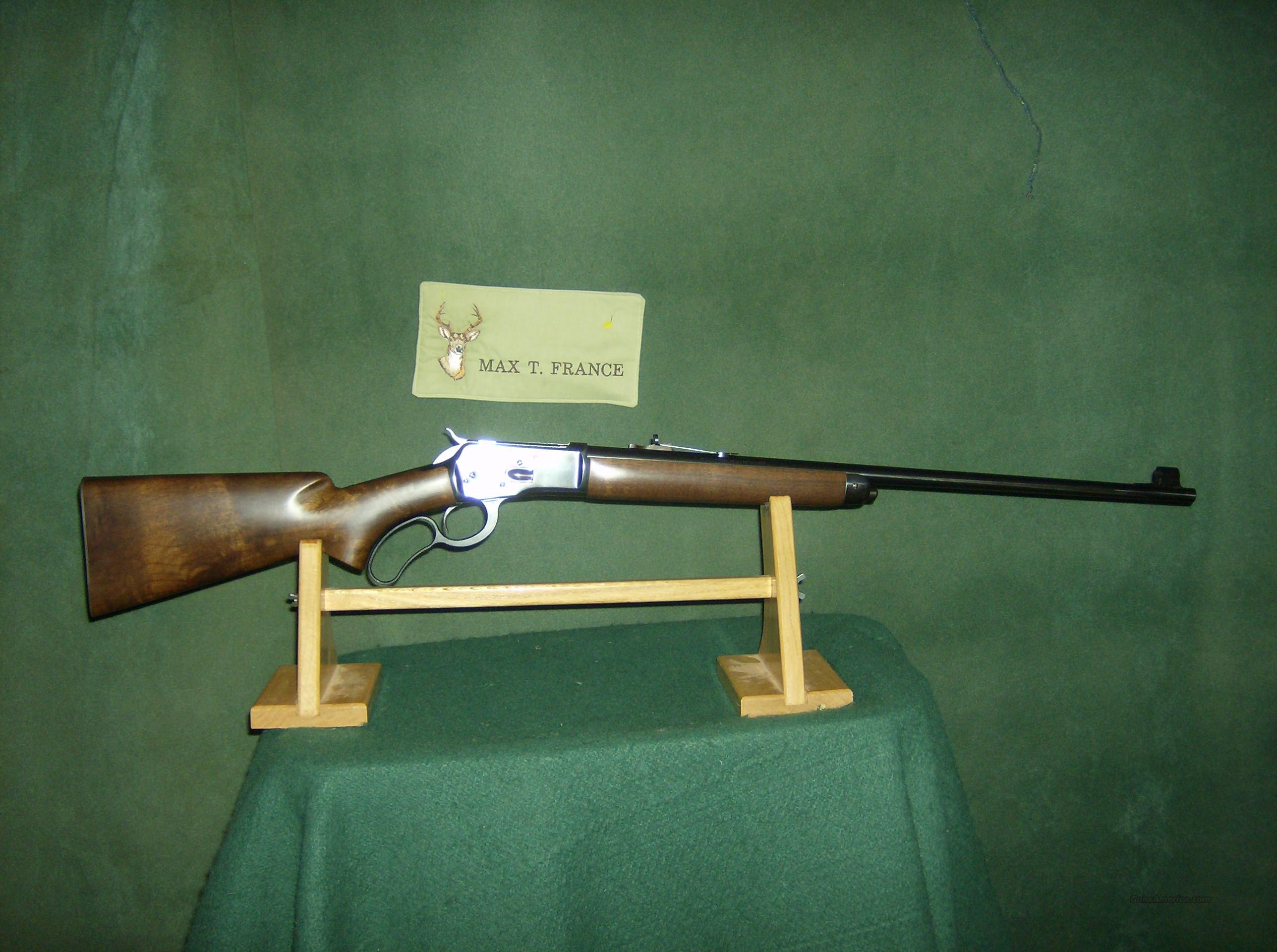 BROWNING MODEL 65 STANDARD GRADE 218 BEE  Guns > Rifles > Browning Rifles > Lever Action