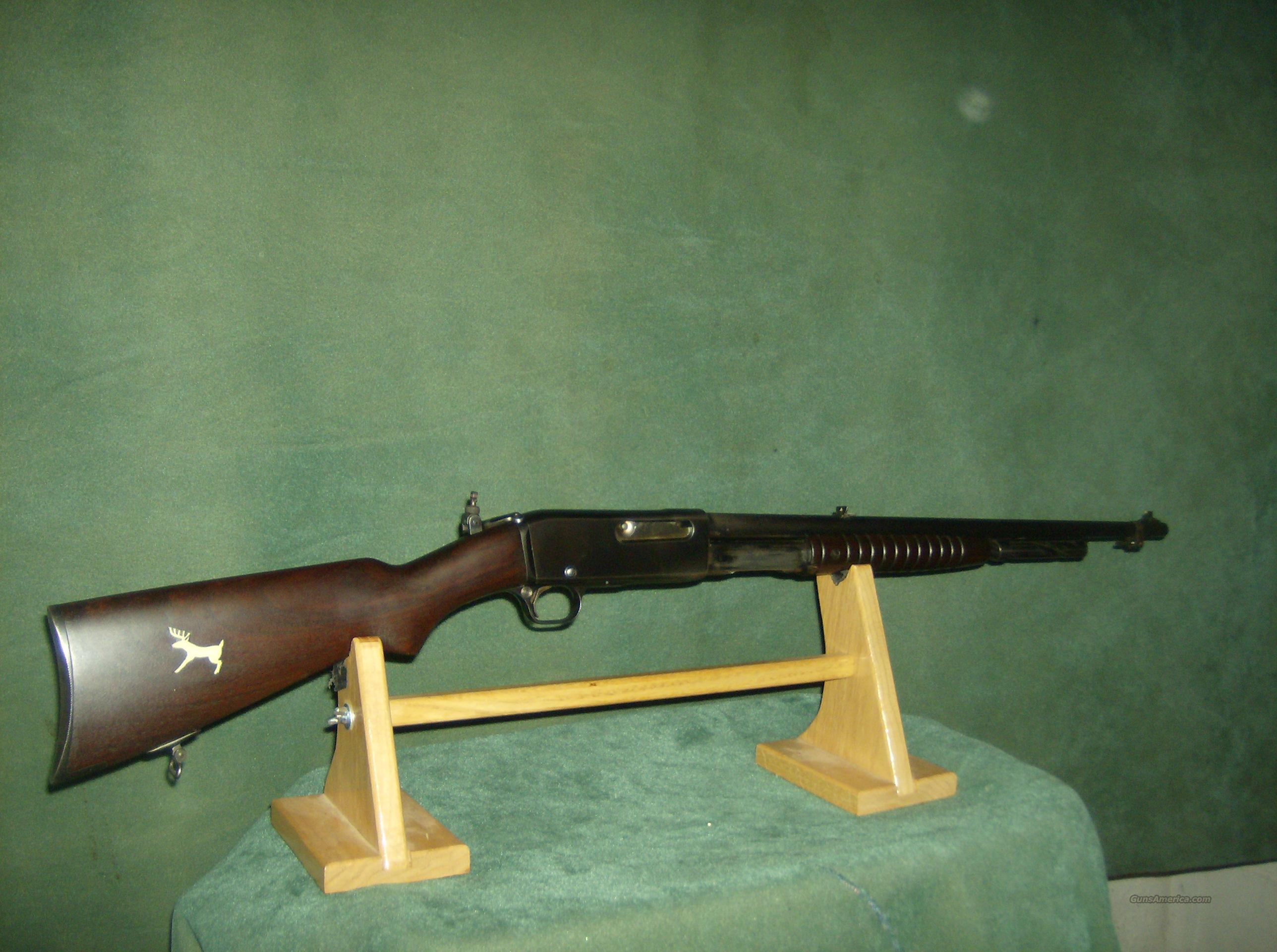 REMINGTON MODEL 14 35 REM CALIBER  Guns > Rifles > Remington Rifles - Modern > Other
