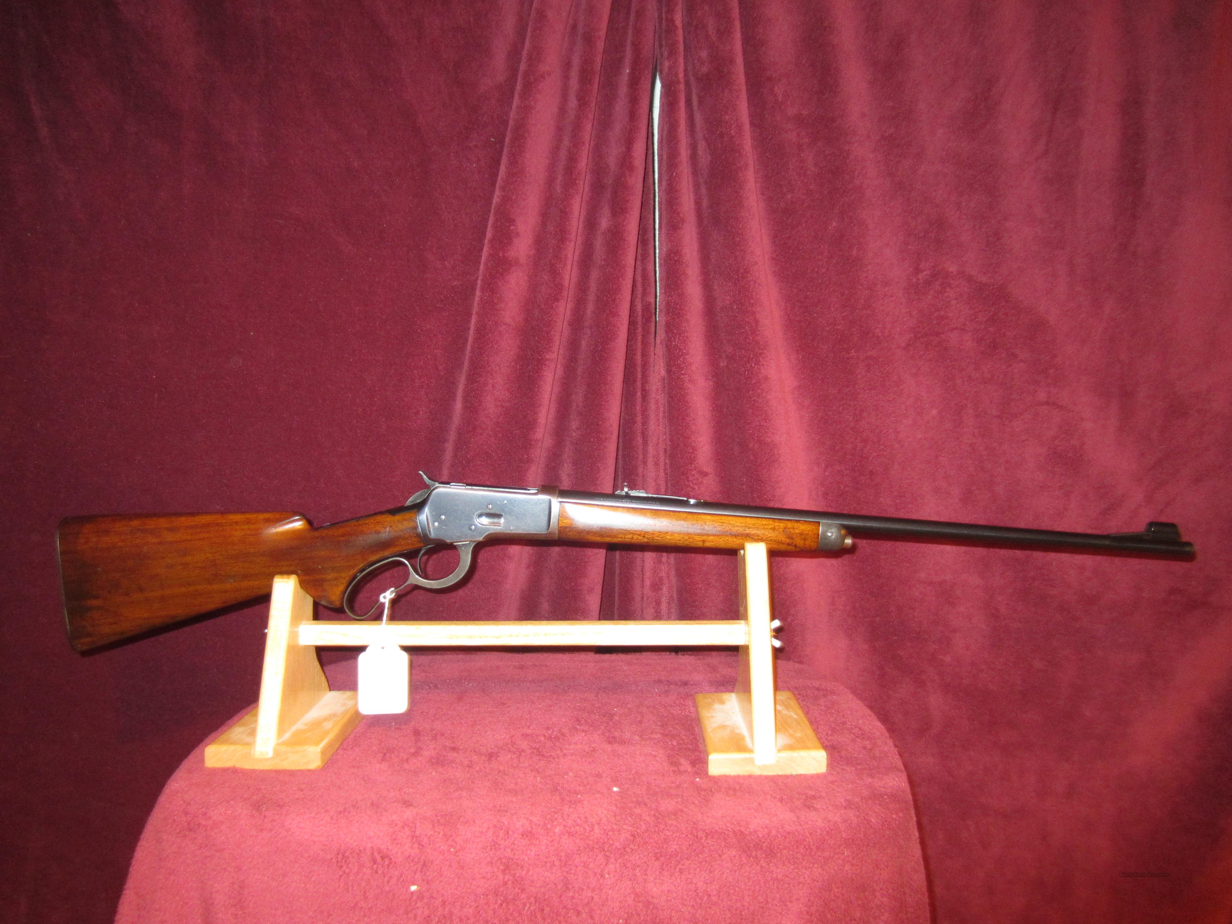 WINCHESTER MODEL 65 218 BEE CALIBER  Guns > Rifles > Winchester Rifle Commemoratives