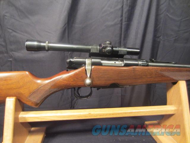 SAVAGE MODEL 340-S DELUXE 222 REM  Guns > Rifles > Savage Rifles > Standard Bolt Action > Sporting