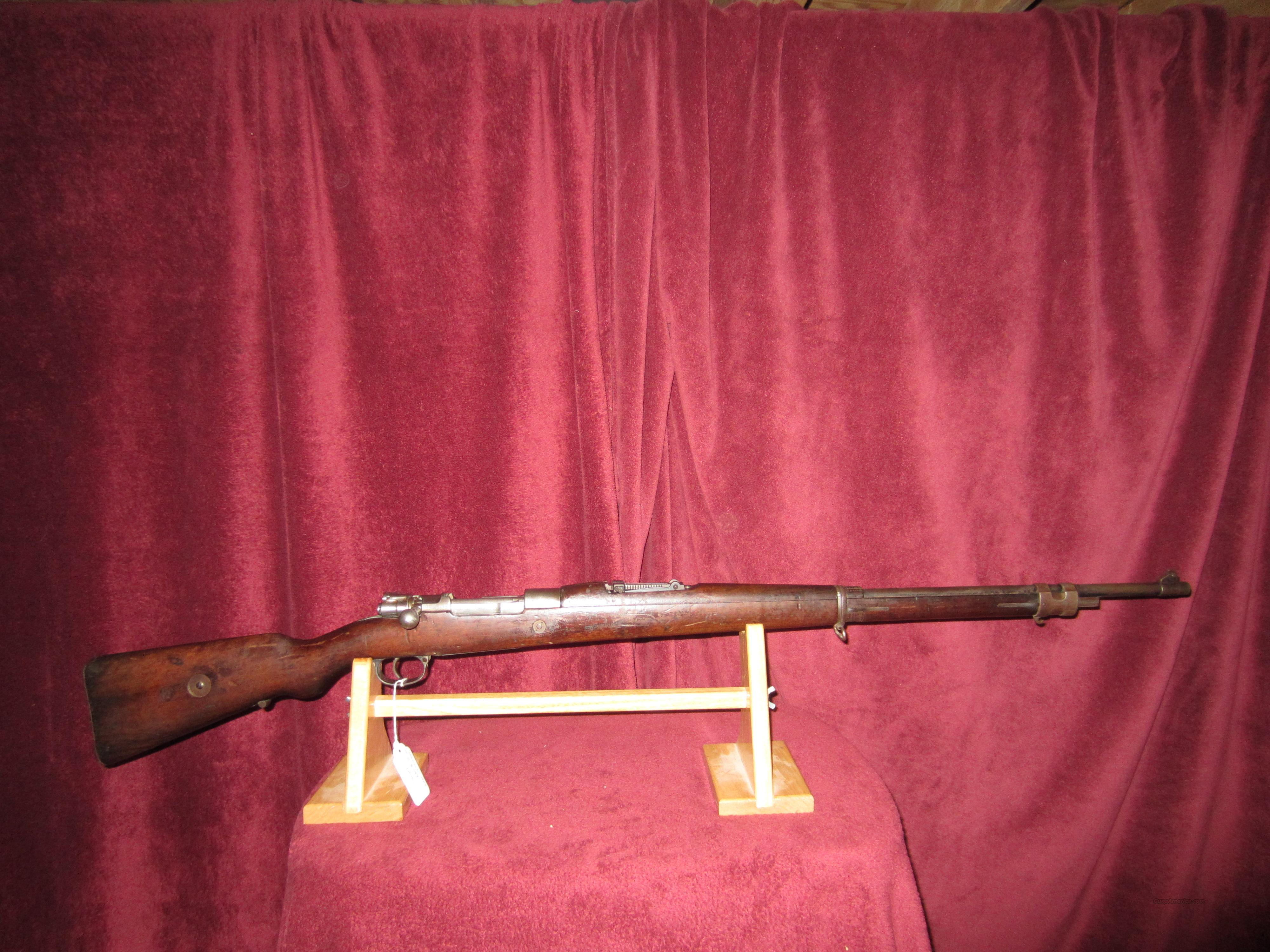 Mauser 1908  Guns > Rifles > Military Misc. Rifles Non-US > Other
