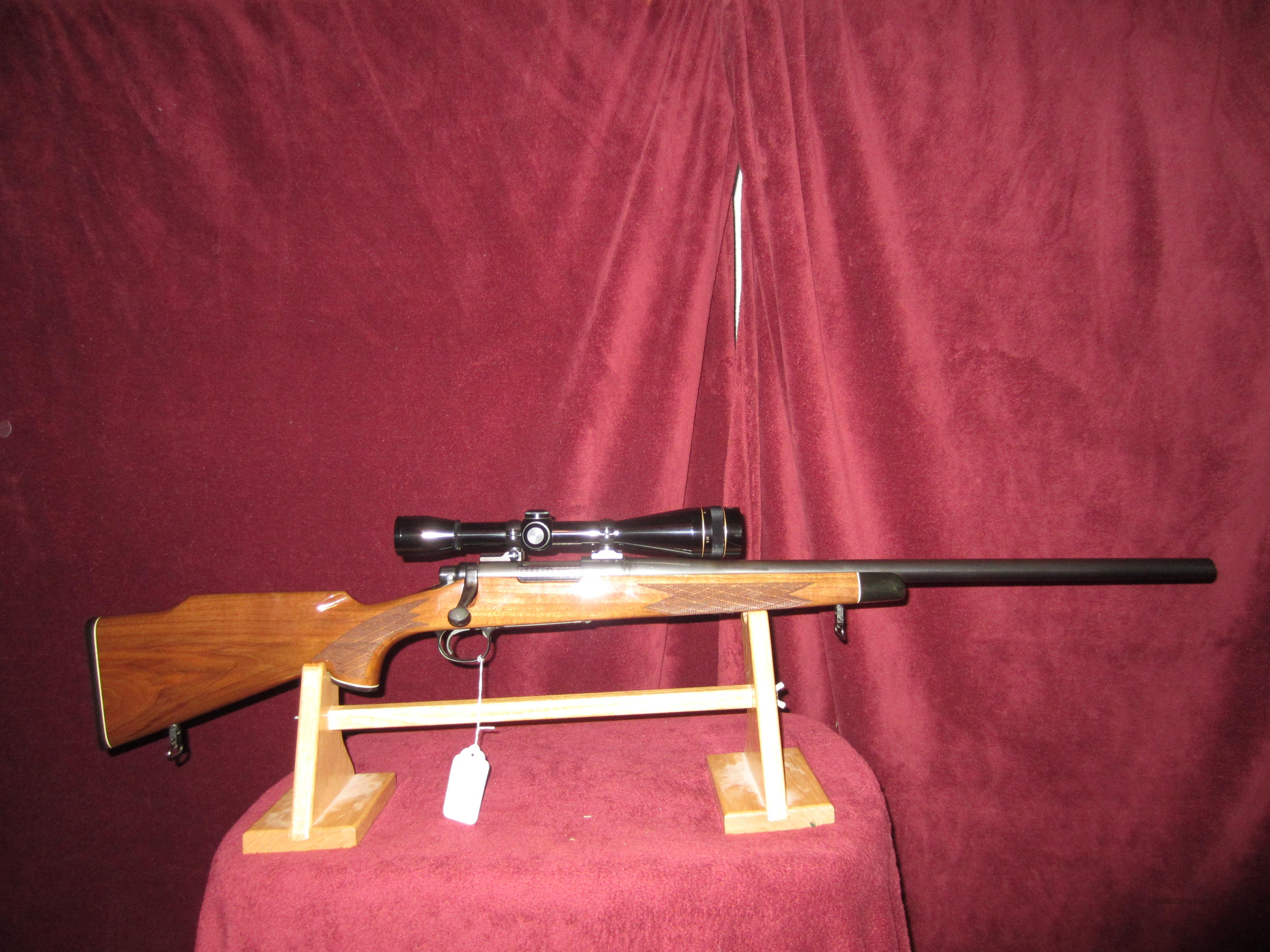 REMINGTON 700BDL VARMINT  Guns > Rifles > Remington Rifles - Modern > Model 700 > Sporting