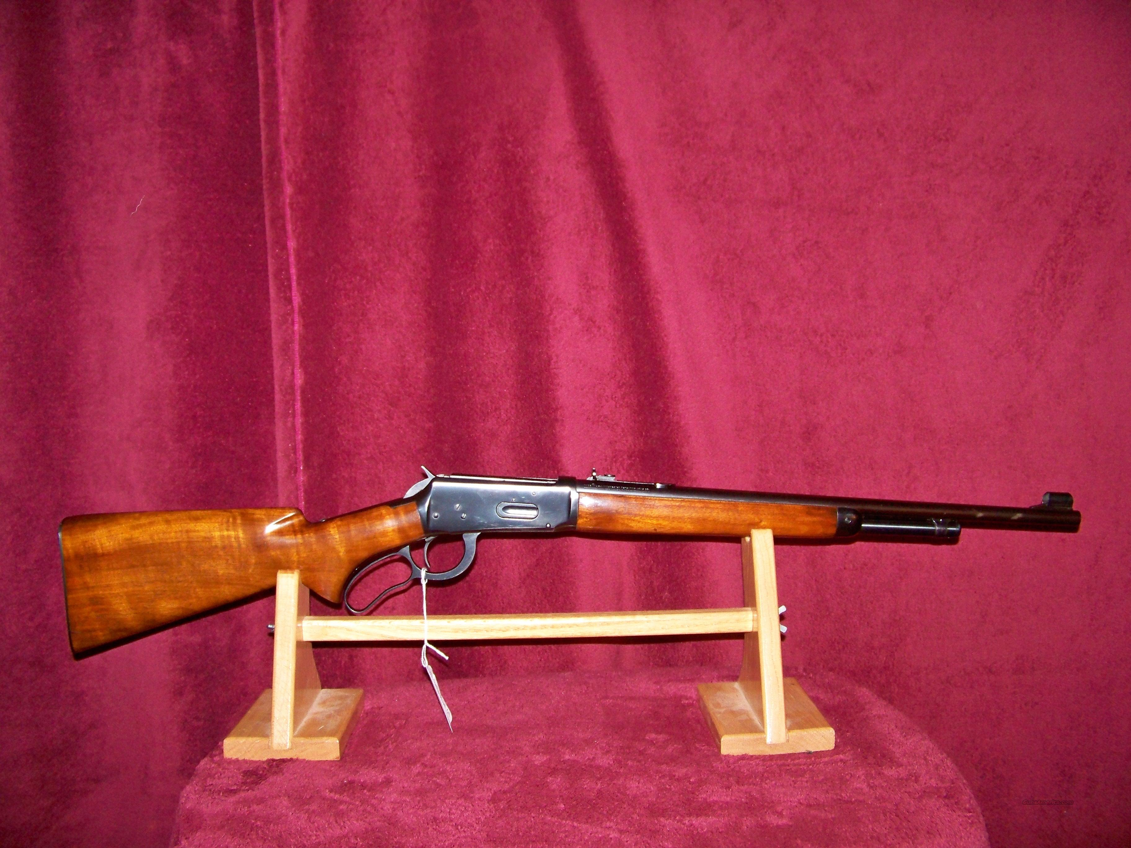 WINCHESTER MODEL 64 CARBINE 30WCF  Guns > Rifles > Winchester Rifles - Modern Lever > Other Lever > Pre-64