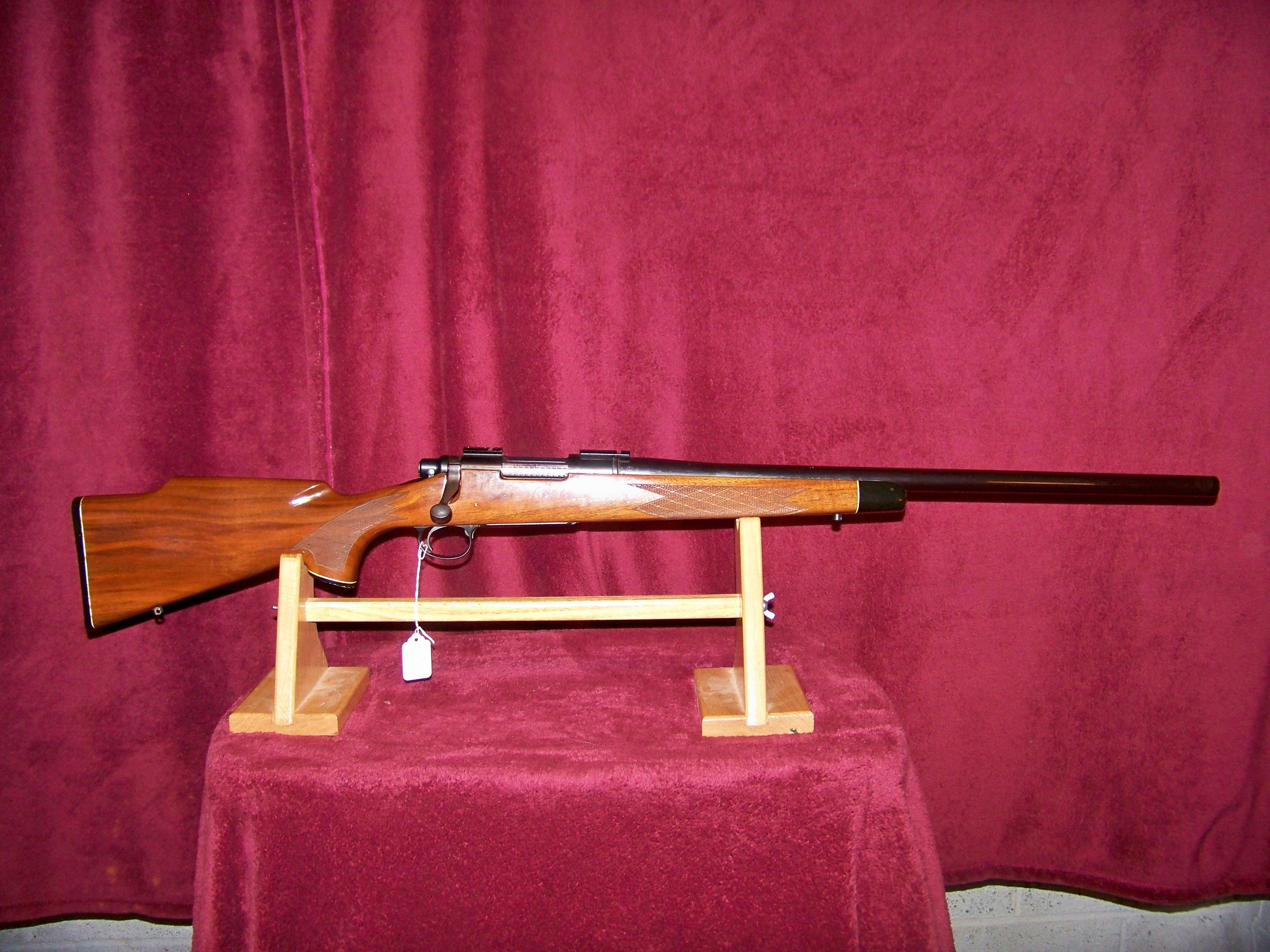 REMINGTON MODEL 700BDL VARMINT  Guns > Rifles > Remington Rifles - Modern > Model 700 > Sporting