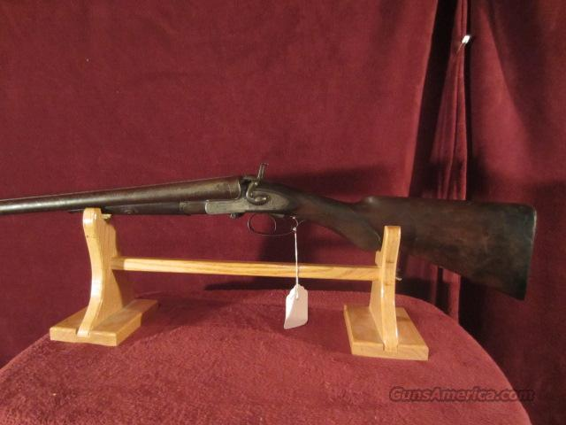 NR DAVIS 16GA DOUBLE  Guns > Shotguns > D Misc Shotguns