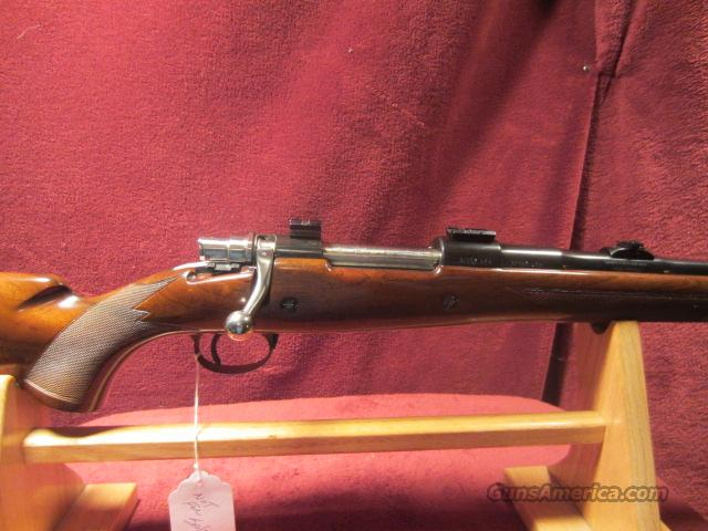 BROWNING MODEL SAFARI GRADE CALIBER 7MM REM MAG   Guns > Rifles > Browning Rifles > Bolt Action > Hunting > Blue