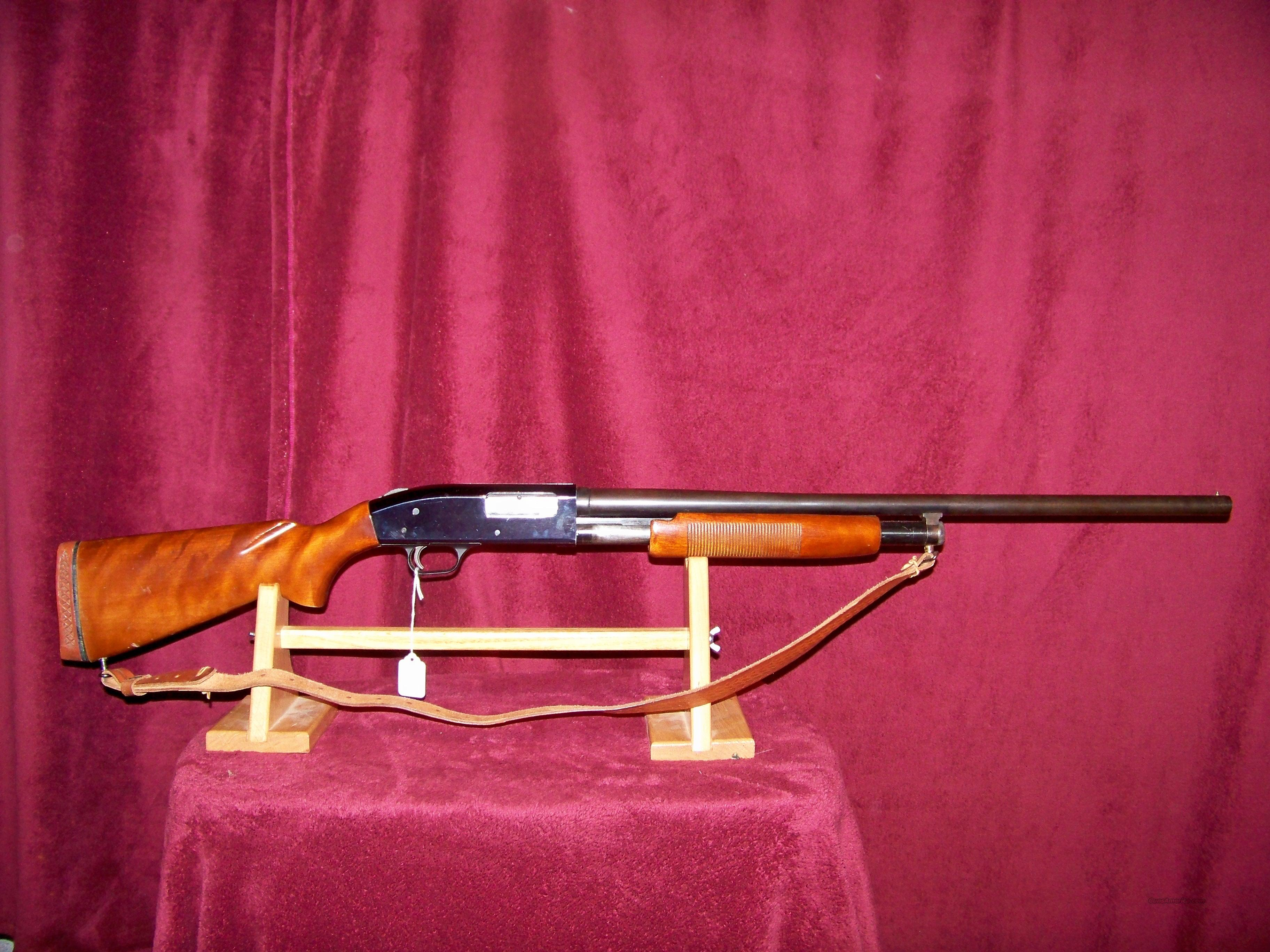 MOSSBERG MODEL 500 12GA   Guns > Shotguns > Mossberg Shotguns > Pump > Sporting