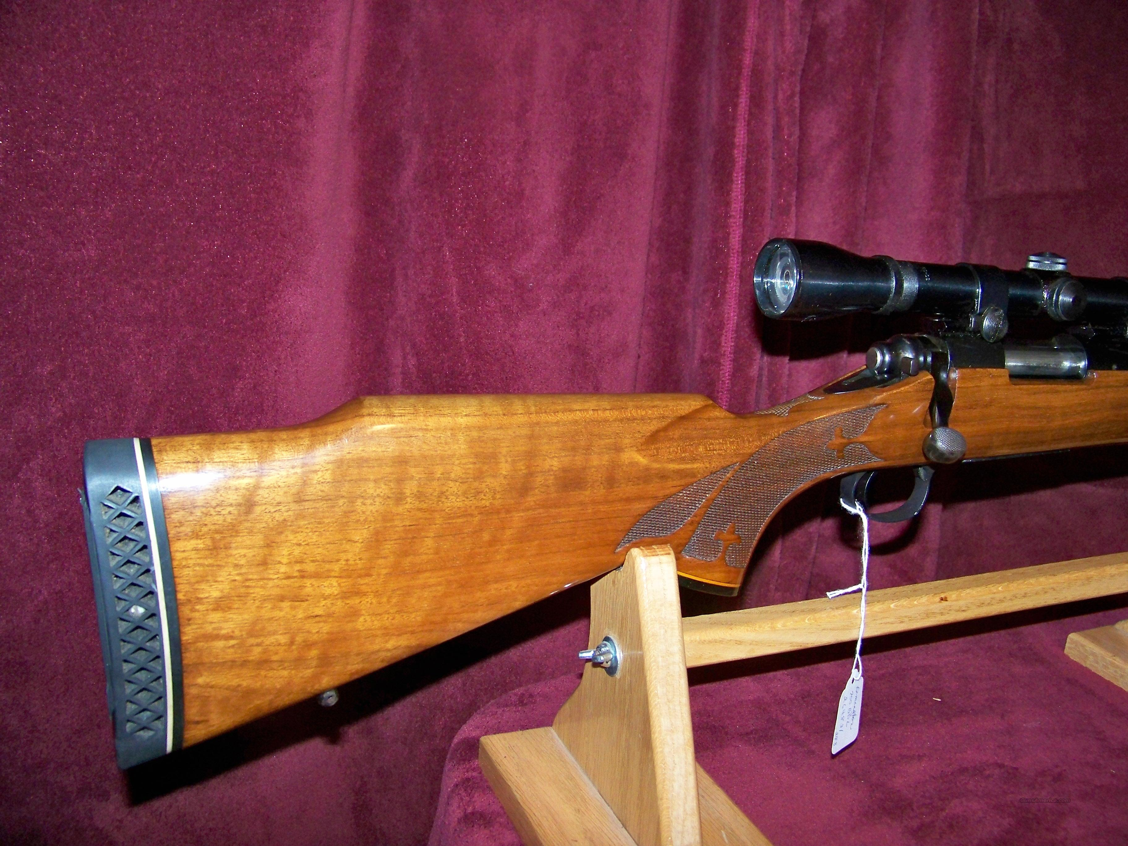 REMINGTON MODEL 700BDL VARMINT 243 WINCHESTER CALIBER  Guns > Rifles > Remington Rifles - Modern > Model 700 > Sporting