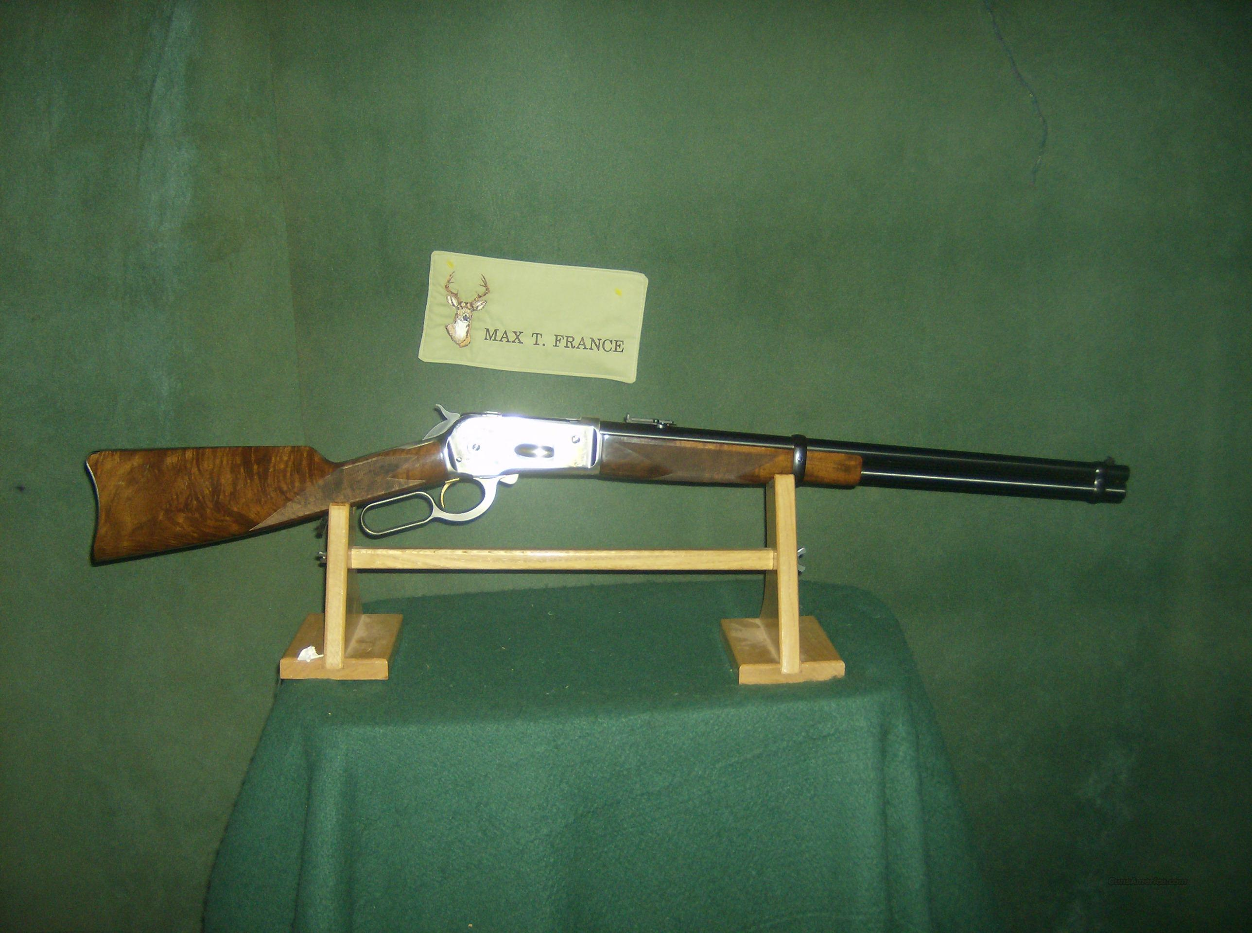 BROWNING MODEL 1886 HIGH GRADE CARBINE  Guns > Rifles > Browning Rifles > Lever Action