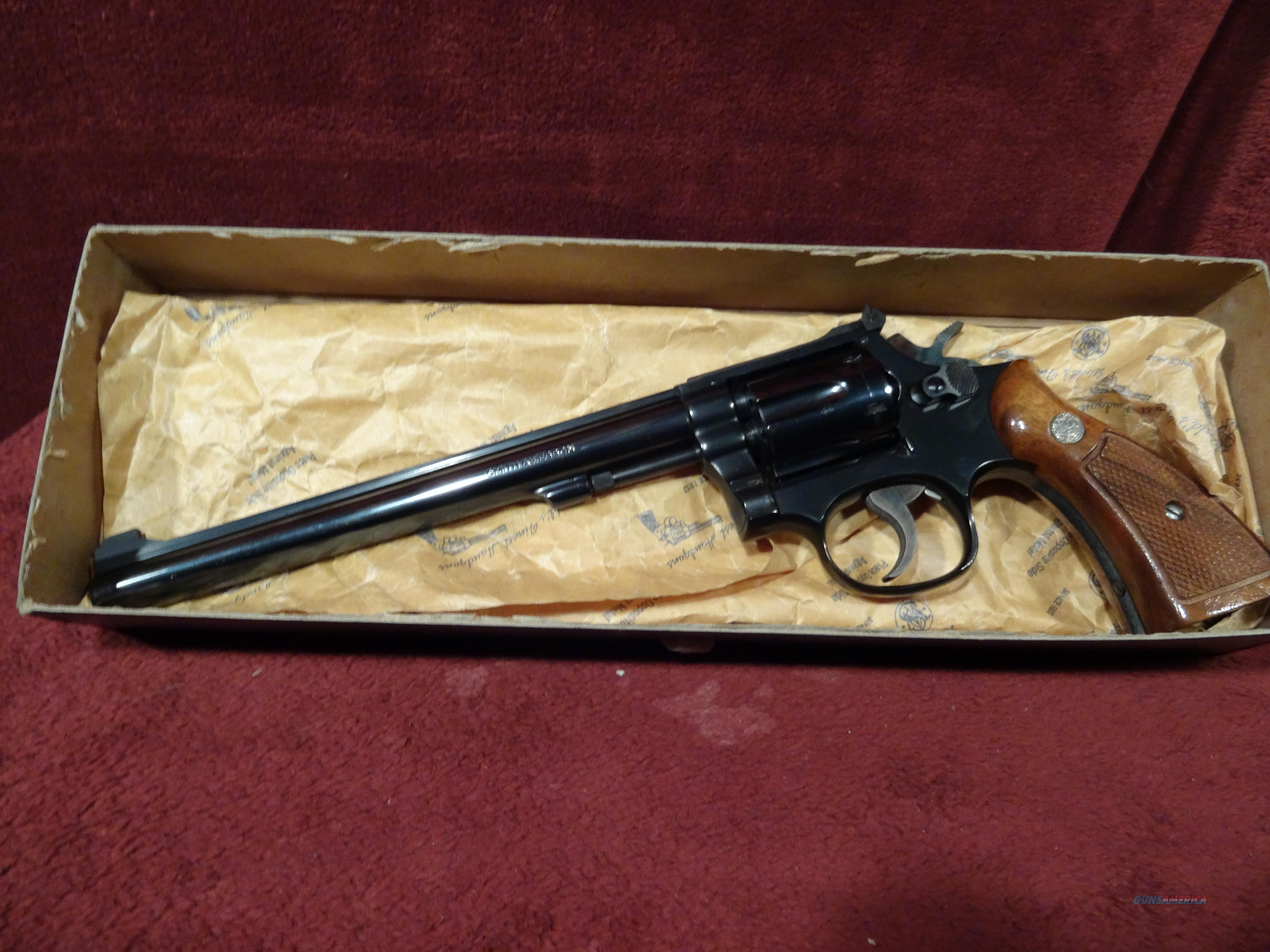 SMITH & WESSON MODEL 48-2 22 WIN MAG  Guns > Pistols > Smith & Wesson Revolvers > Full Frame Revolver