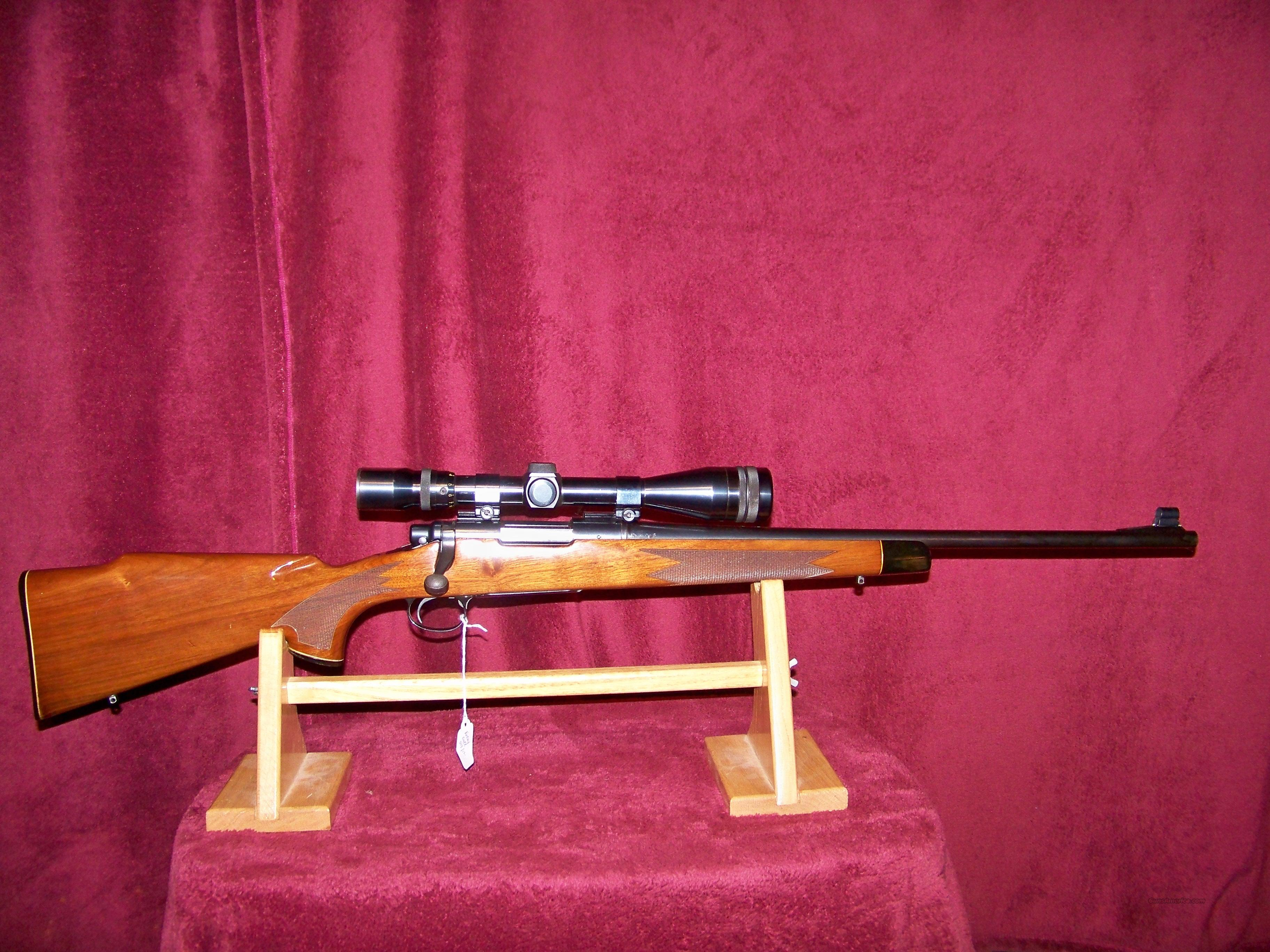 REMINGTON M700BDL 6MM REM  Guns > Rifles > Remington Rifles - Modern > Model 700 > Sporting