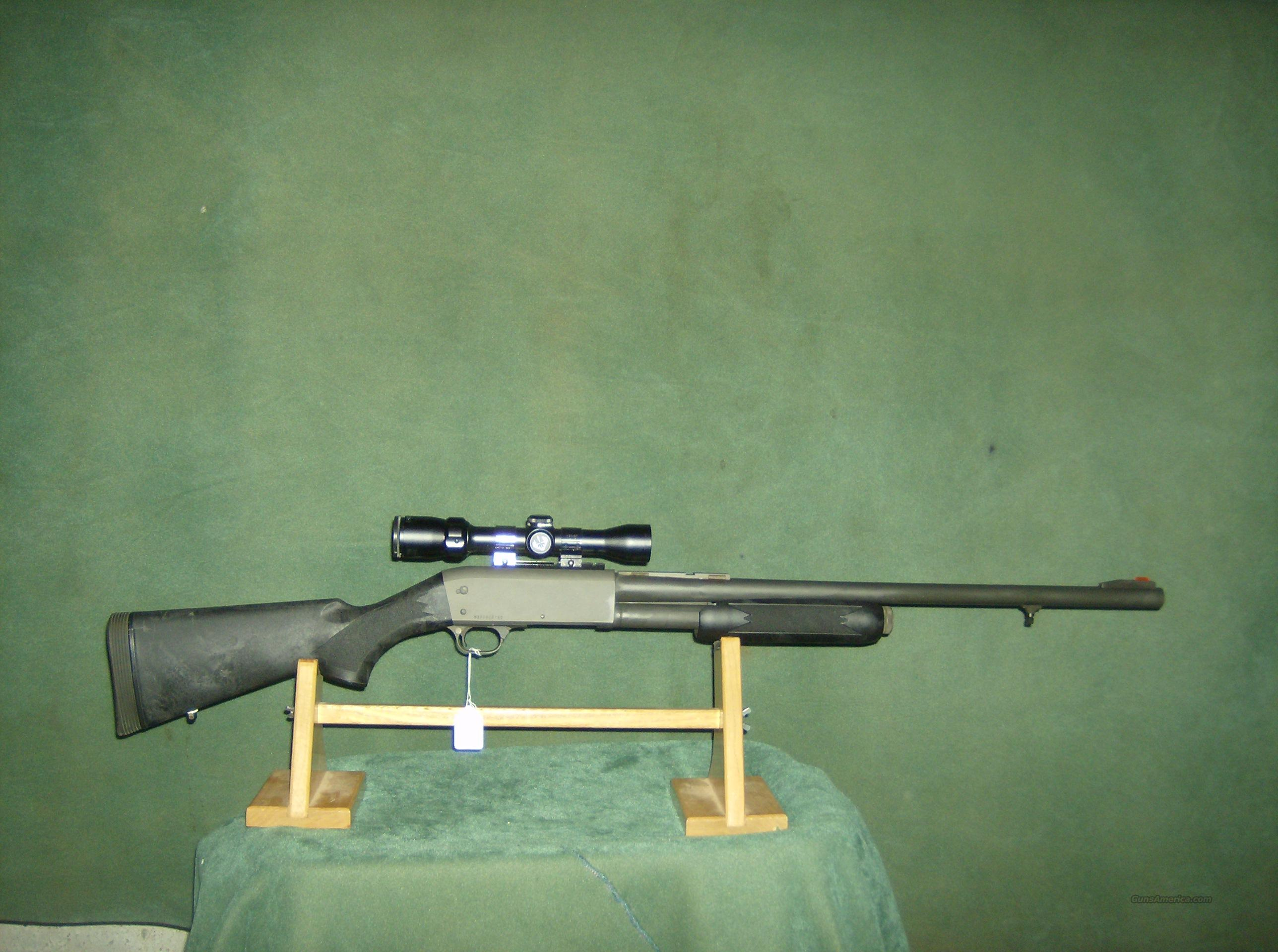 ITHACA 37 12GA DEERSLAYER SOLID FRAME   Guns > Shotguns > Ithaca Shotguns > Pump
