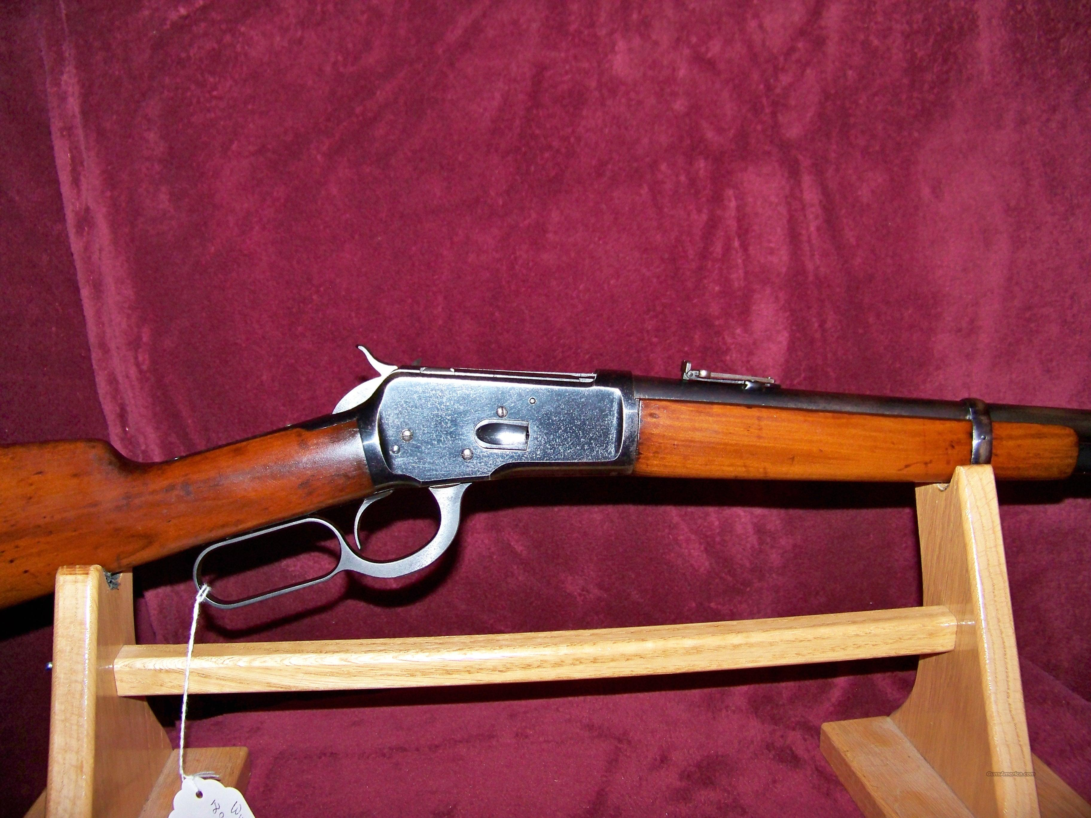 WINCHESTER MODEL 1892 SRC 44WCF  Guns > Rifles > Winchester Rifles - Modern Lever > Other Lever > Pre-64
