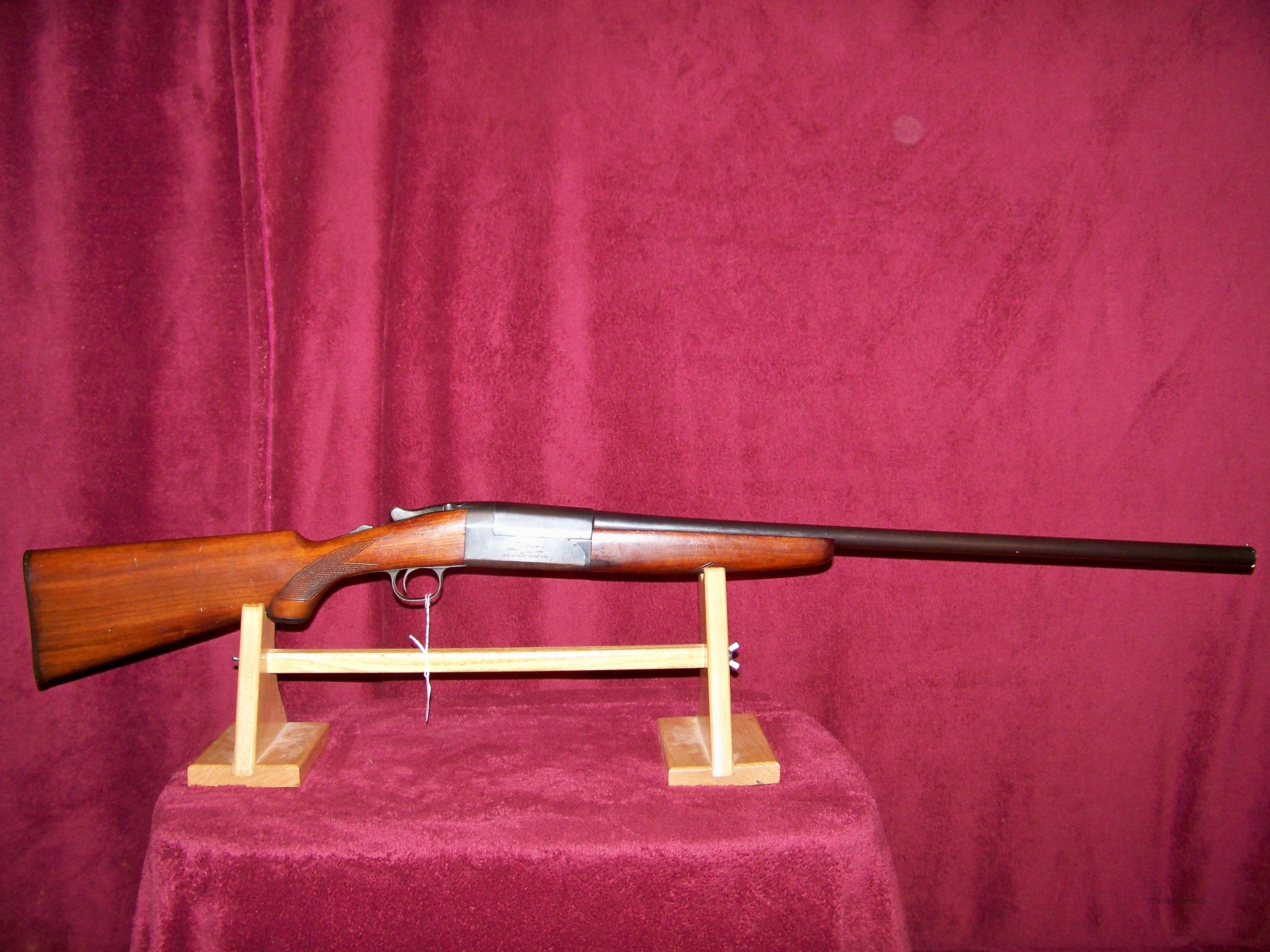 LEFEVER LONG RANGE FIELD & TRAP  Guns > Shotguns > Lefever Shotguns