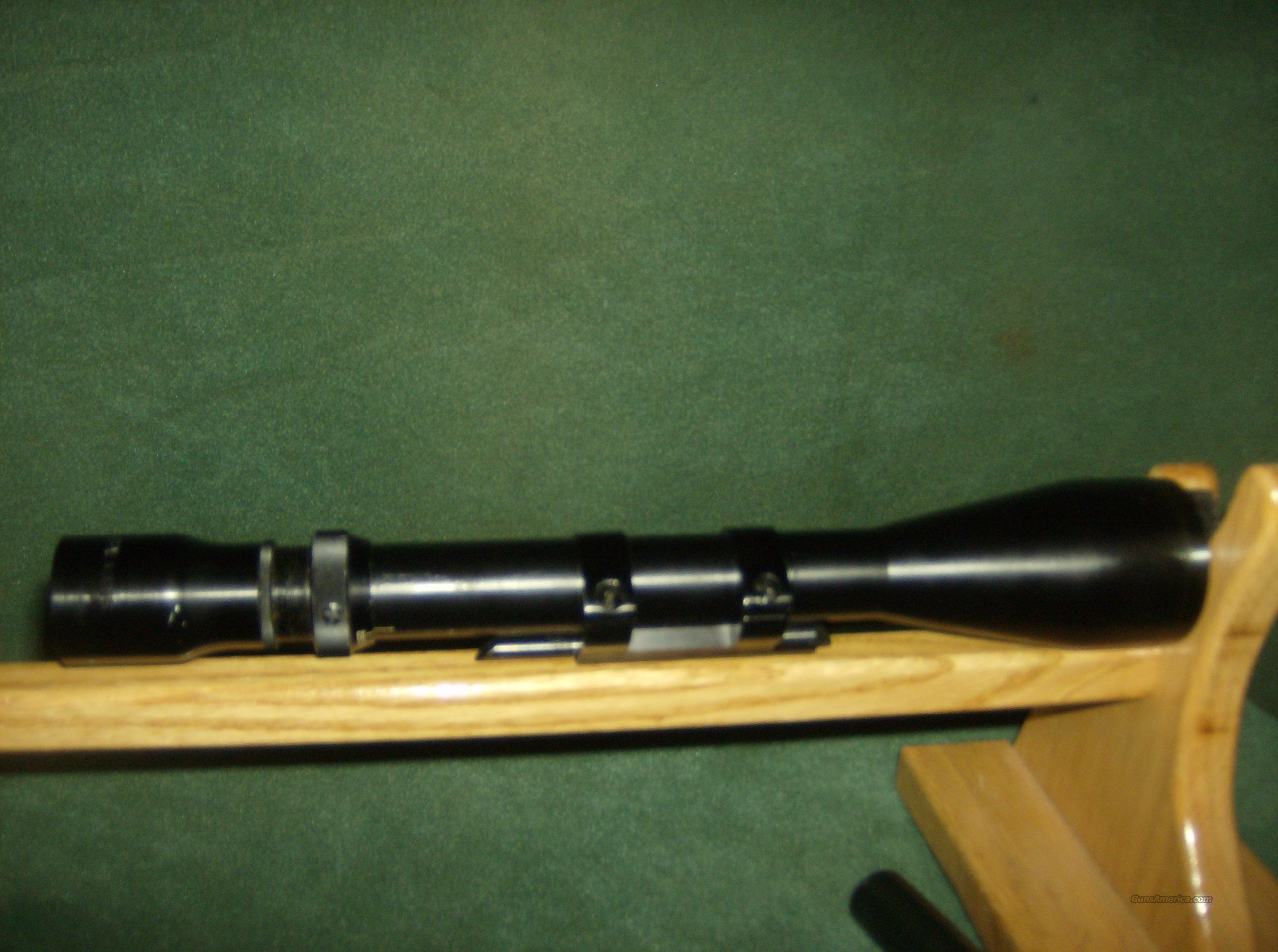 B&L RIFLE SCOPE WITH MOUNT  Non-Guns > Scopes/Mounts/Rings & Optics > Rifle Scopes > Variable Focal Length