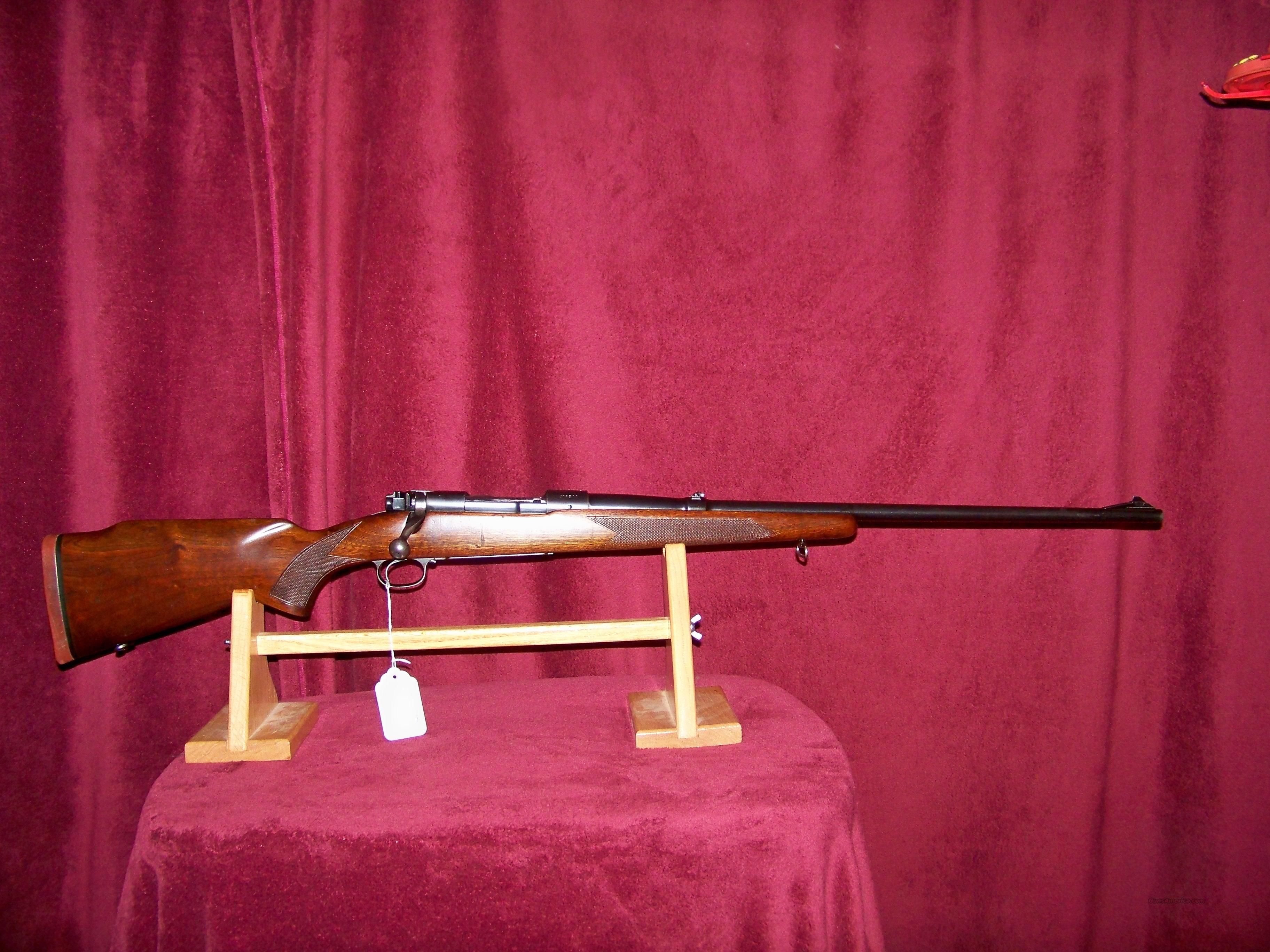 WINCHESTER PRE 64 MODEL 70 338MAG  Guns > Rifles > Winchester Rifles - Modern Bolt/Auto/Single > Model 70 > Pre-64
