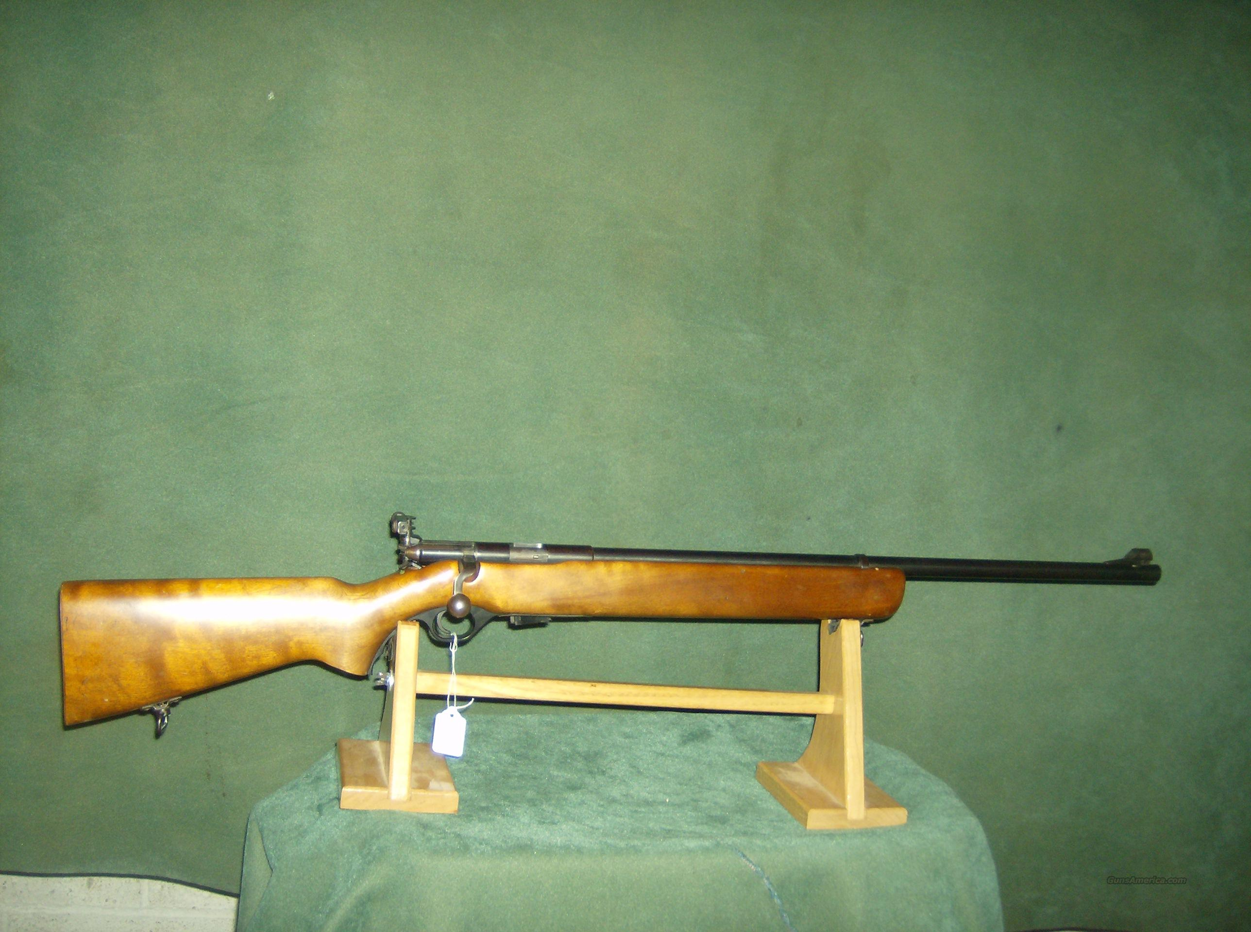 MOSSBERG M-44 US  Guns > Rifles > Mossberg Rifles > Other Bolt Action