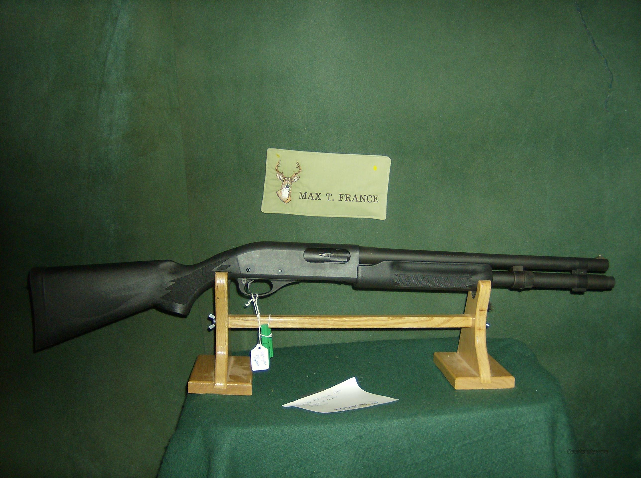 REMINGTON 870 EXPRESS 12GA  Guns > Shotguns > Remington Shotguns  > Pump > Tactical