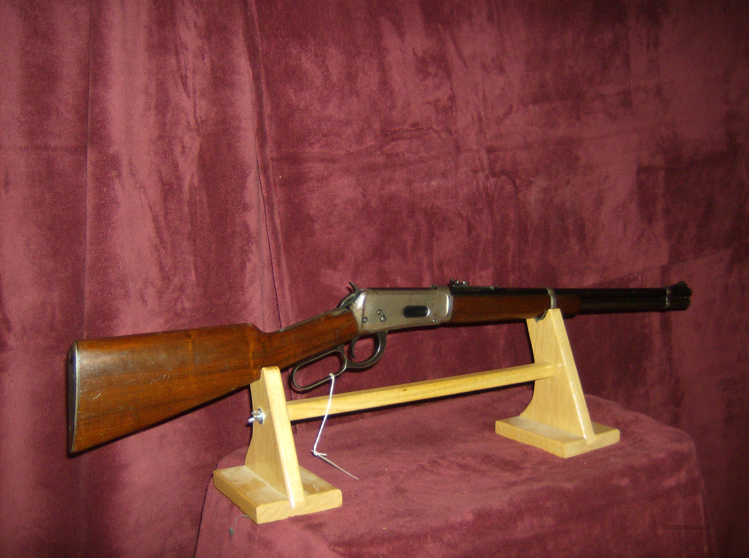 WINCHESTER PRE WAR MODEL 94 CARBINE 32 WIN SPECIAL  Guns > Rifles > Winchester Rifles - Modern Lever > Model 94 > Pre-64
