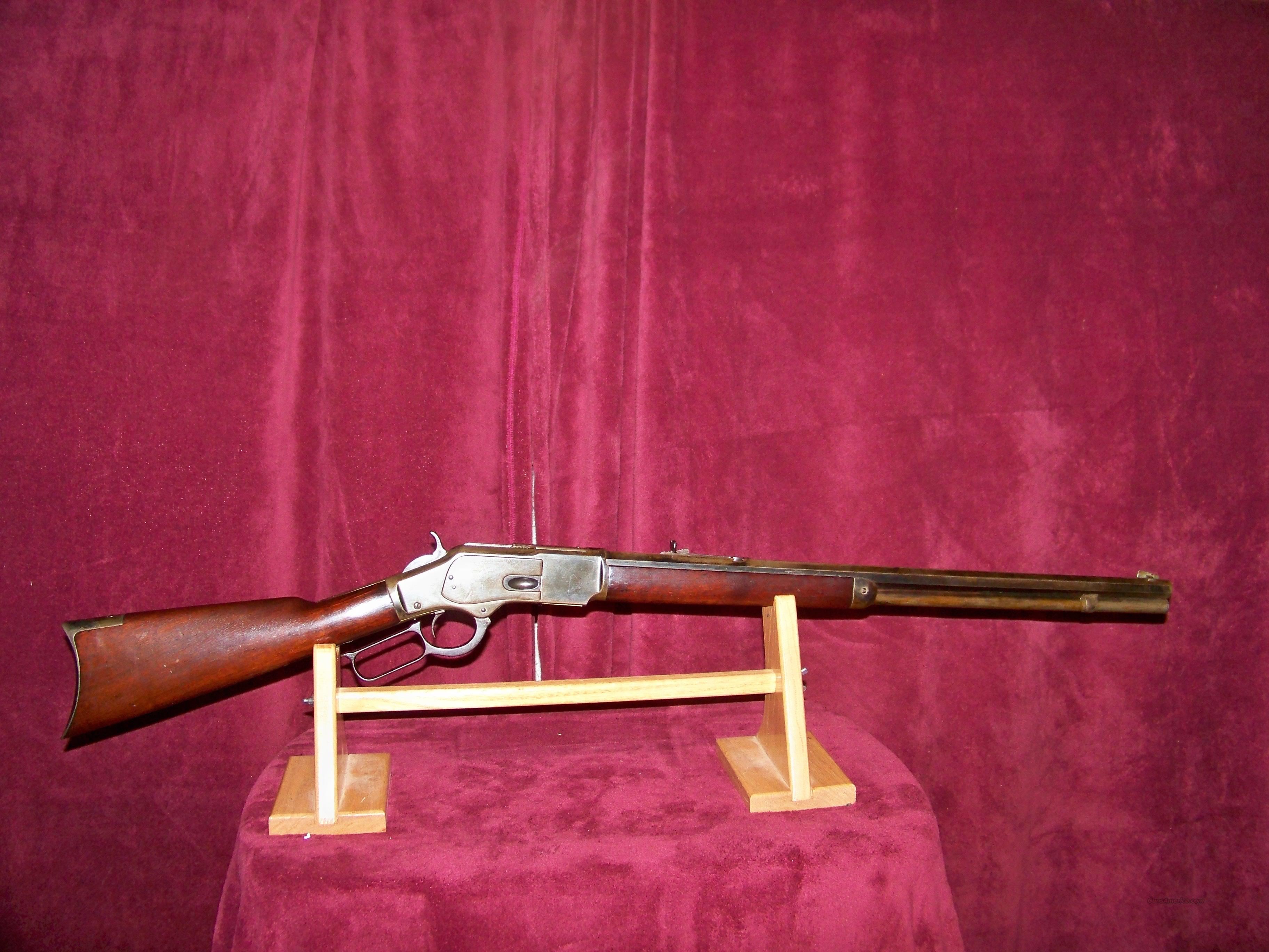 (((SOLD))))WINCHESTER MODEL 1873 THIRD MODEL 44-40WCF  Guns > Rifles > Winchester Rifles - Pre-1899 Lever