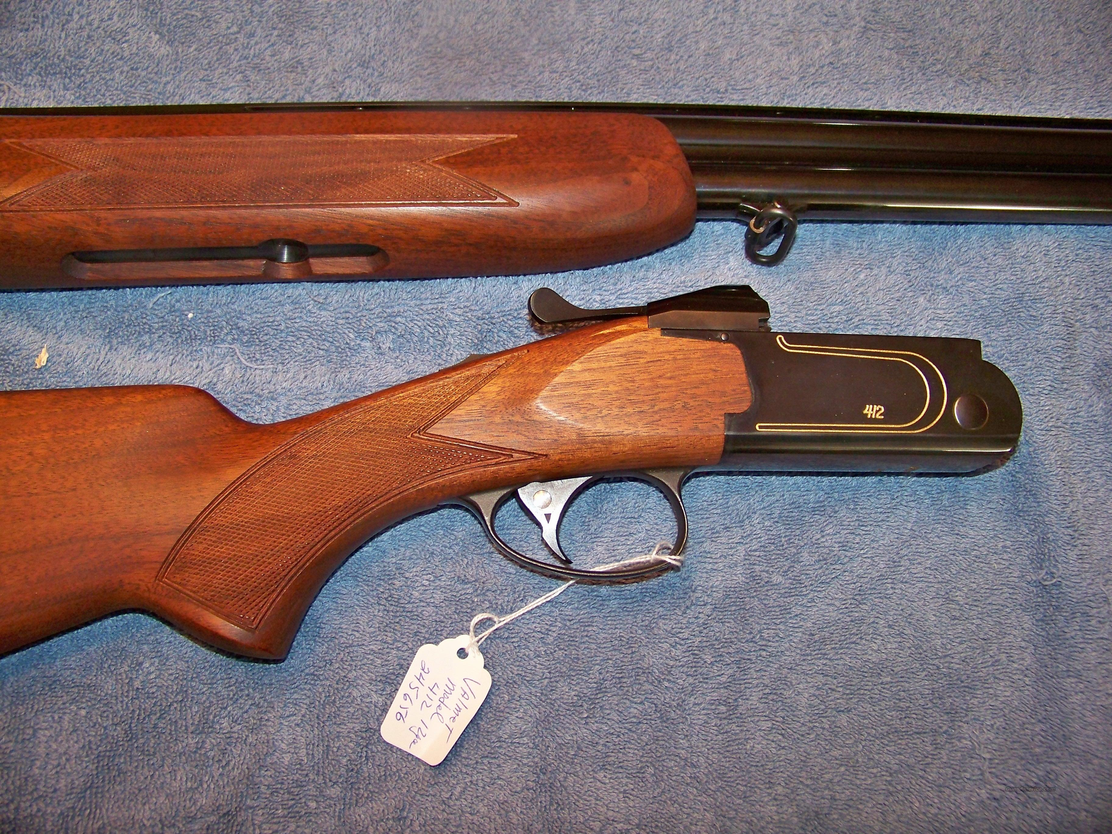 VALMET MODEL 412 12GA NEW IN BOX  Guns > Shotguns > Valmet Shotguns