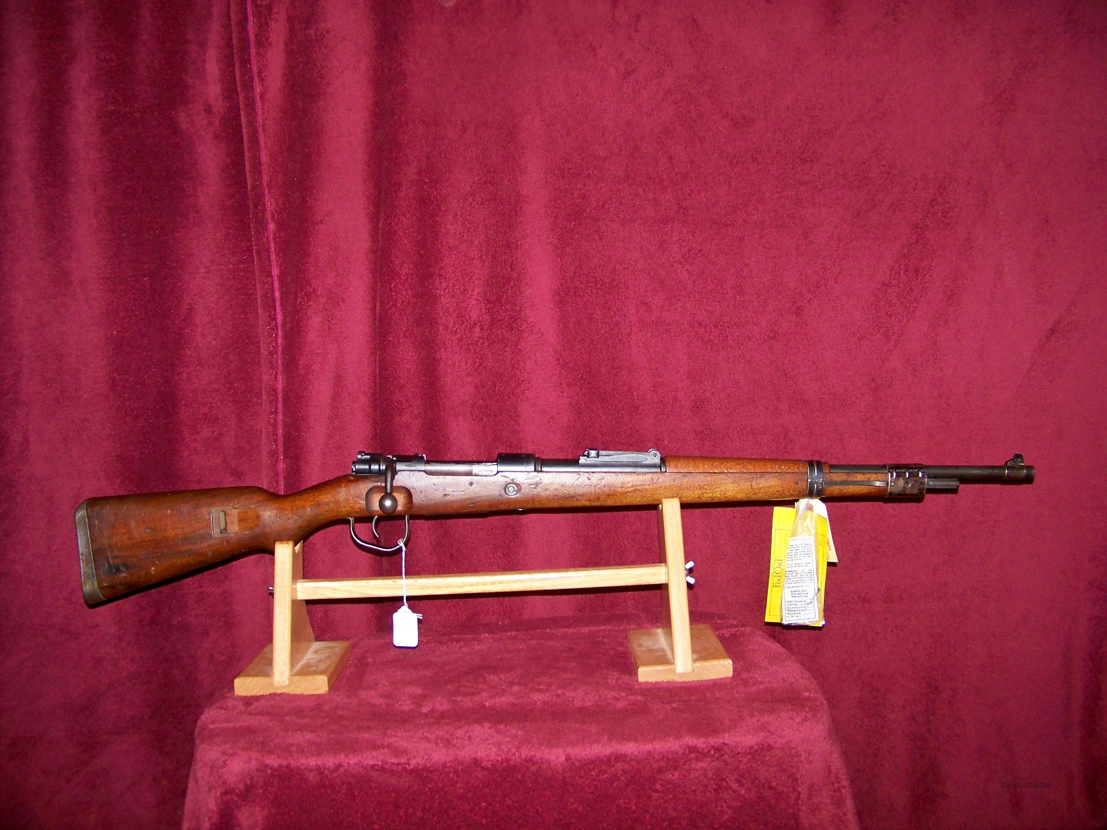 98K LATE WAR DOU 45 (BRUNO)  Guns > Rifles > Military Misc. Rifles Non-US > Other