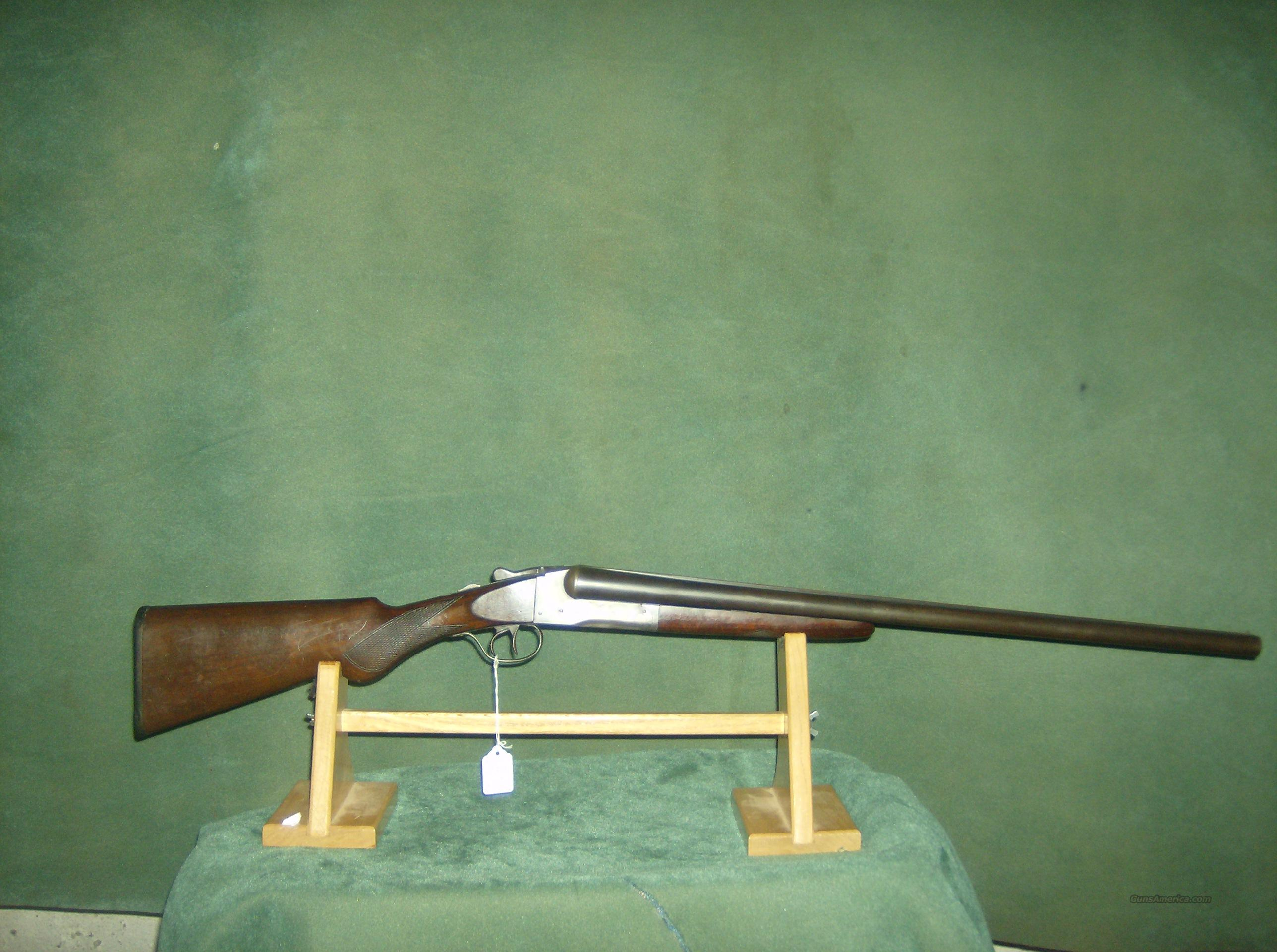 "LEFEVER 12GA DOUBLE 26"" BARRELS  Guns > Shotguns > Lefever Shotguns"