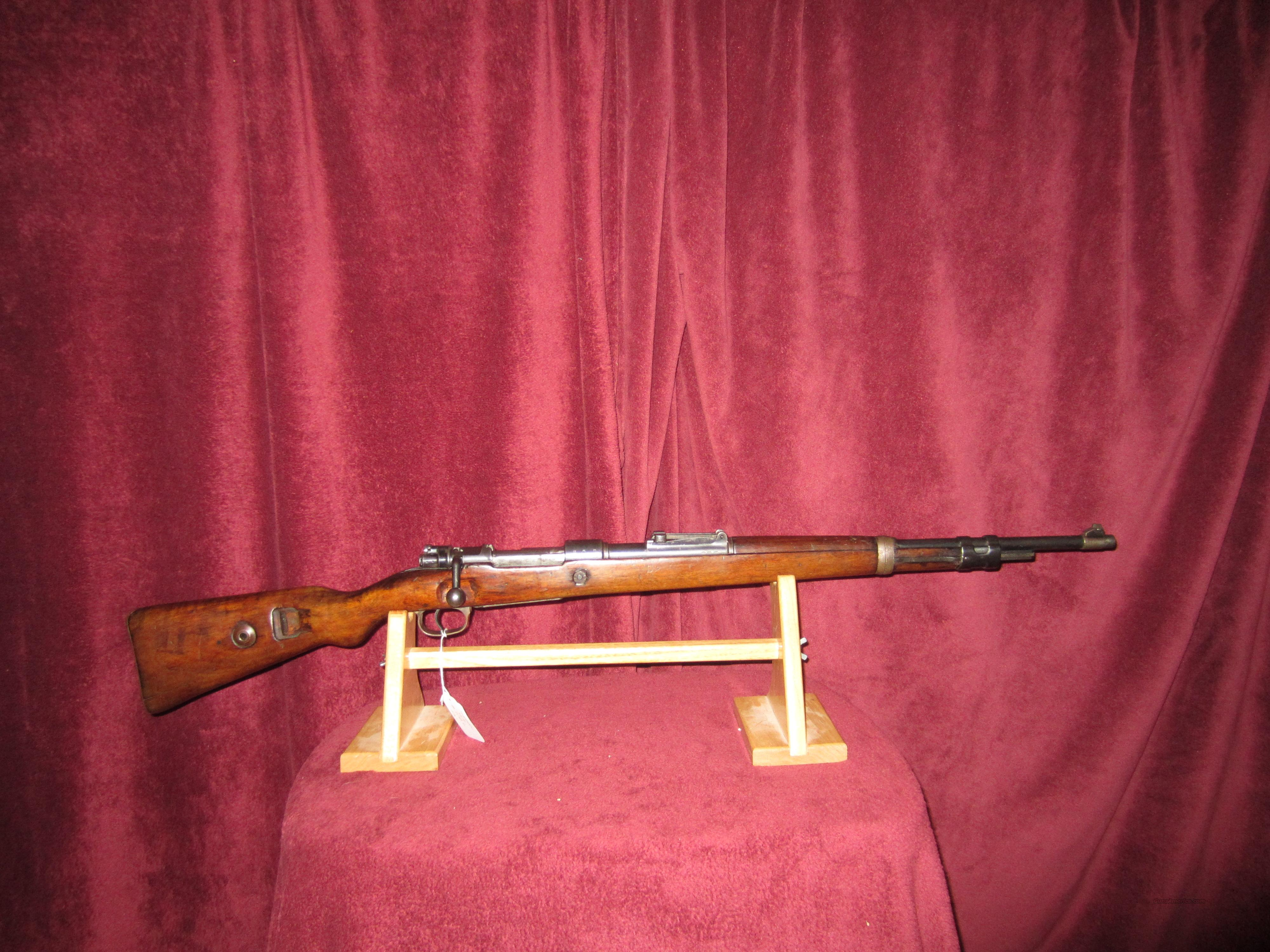 Mauser 98K  Guns > Rifles > Military Misc. Rifles Non-US > Other