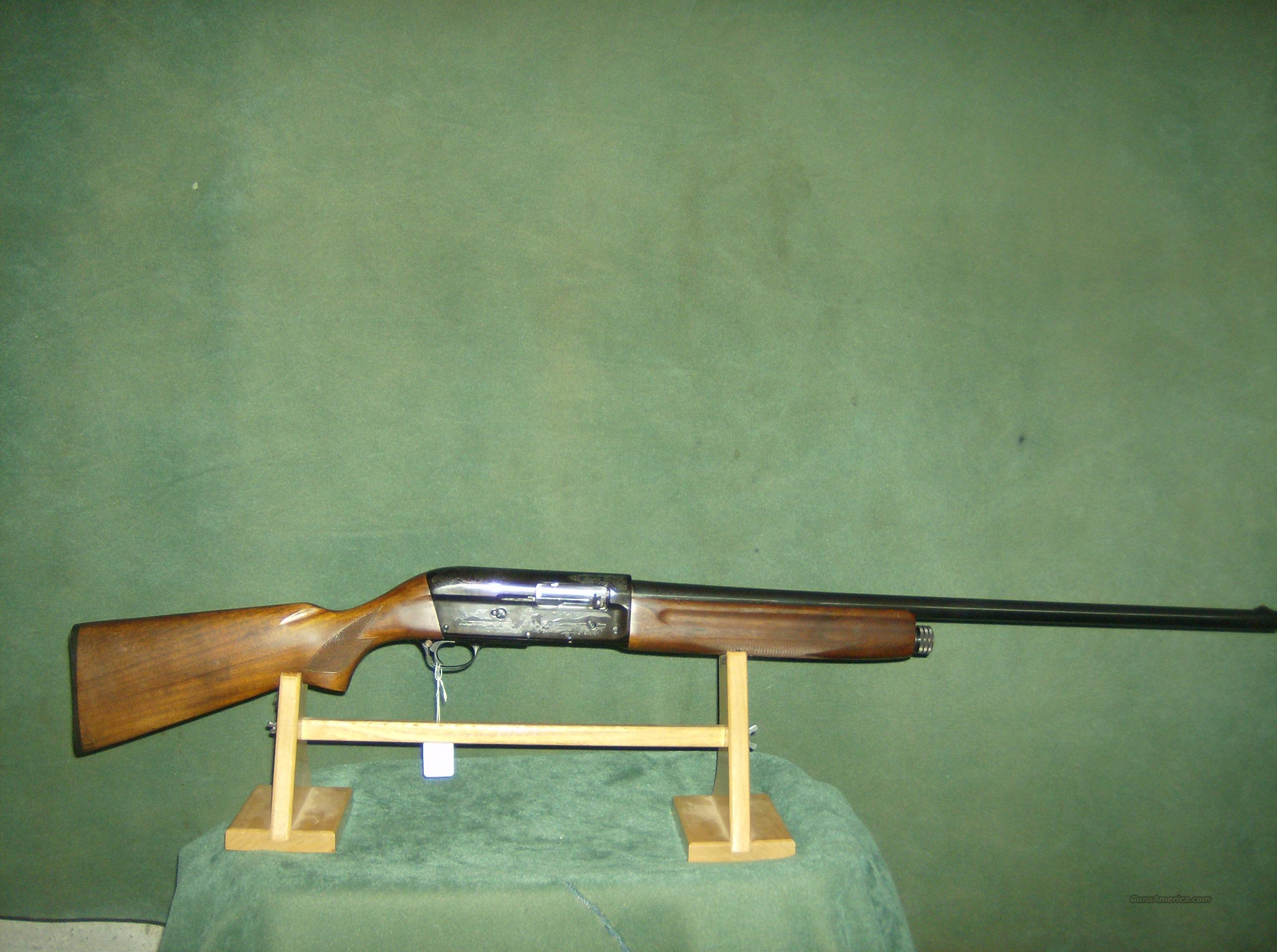 SAVAGE MODEL 775A 12GA AUTO   Guns > Shotguns > Savage Shotguns