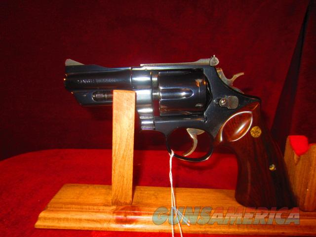 SMITH & WESSON MODEL 27-2 357 MAG  Guns > Pistols > Smith & Wesson Revolvers > Full Frame Revolver