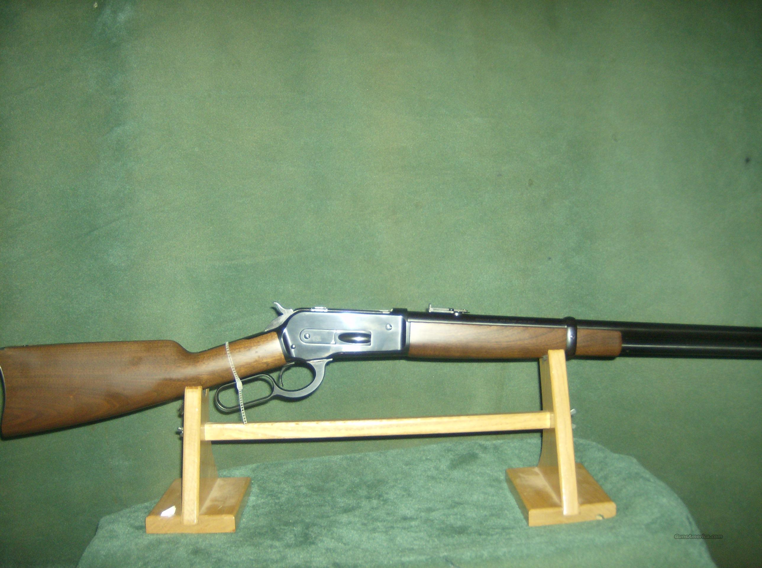 BROWNING MODEL 1886 STANDARD GRADE CARBINE  Guns > Rifles > Browning Rifles > Lever Action