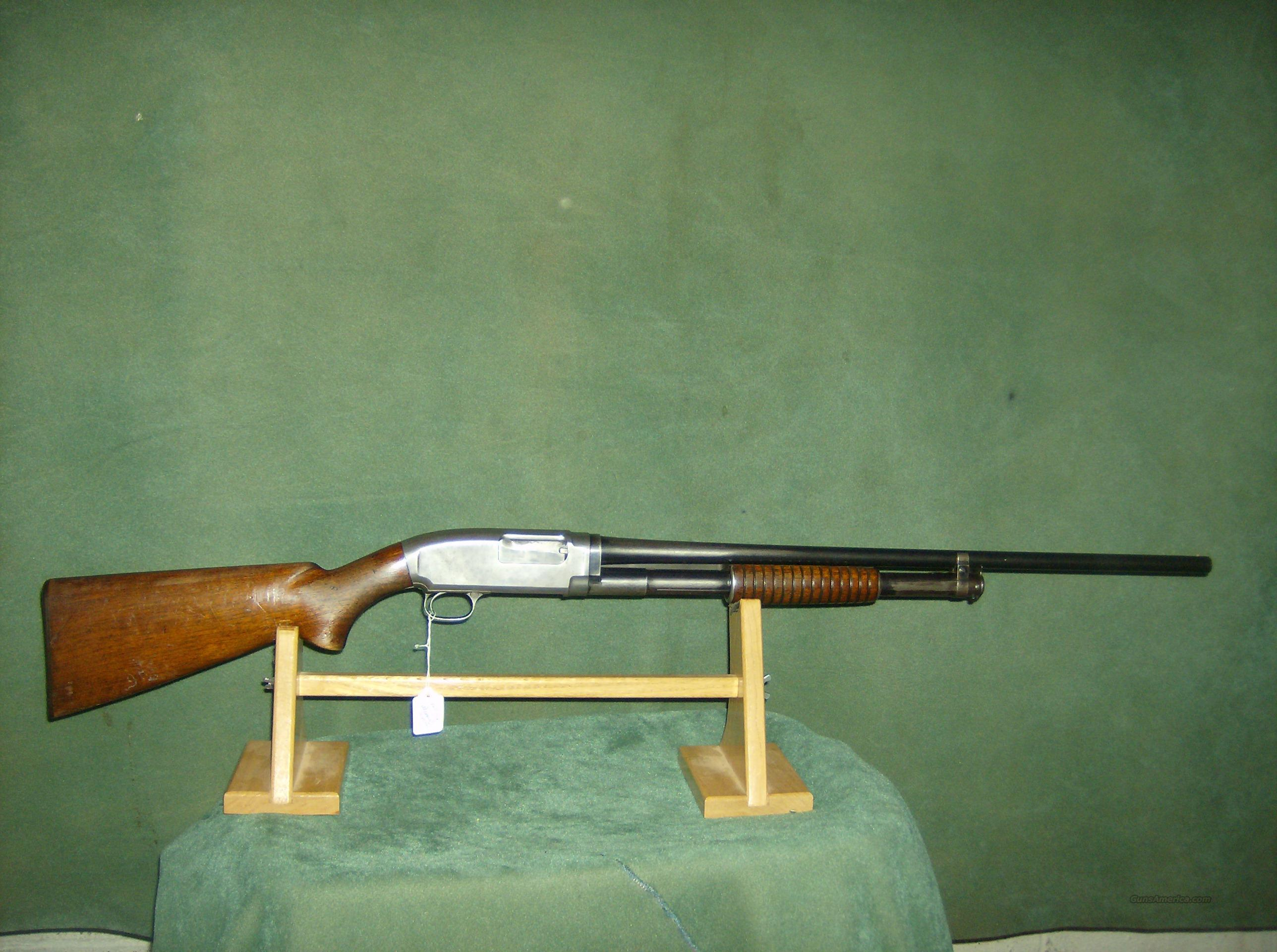 WINCHESTER MODEL 12 20GA   Guns > Shotguns > Winchester Shotguns - Modern > Pump Action > Hunting