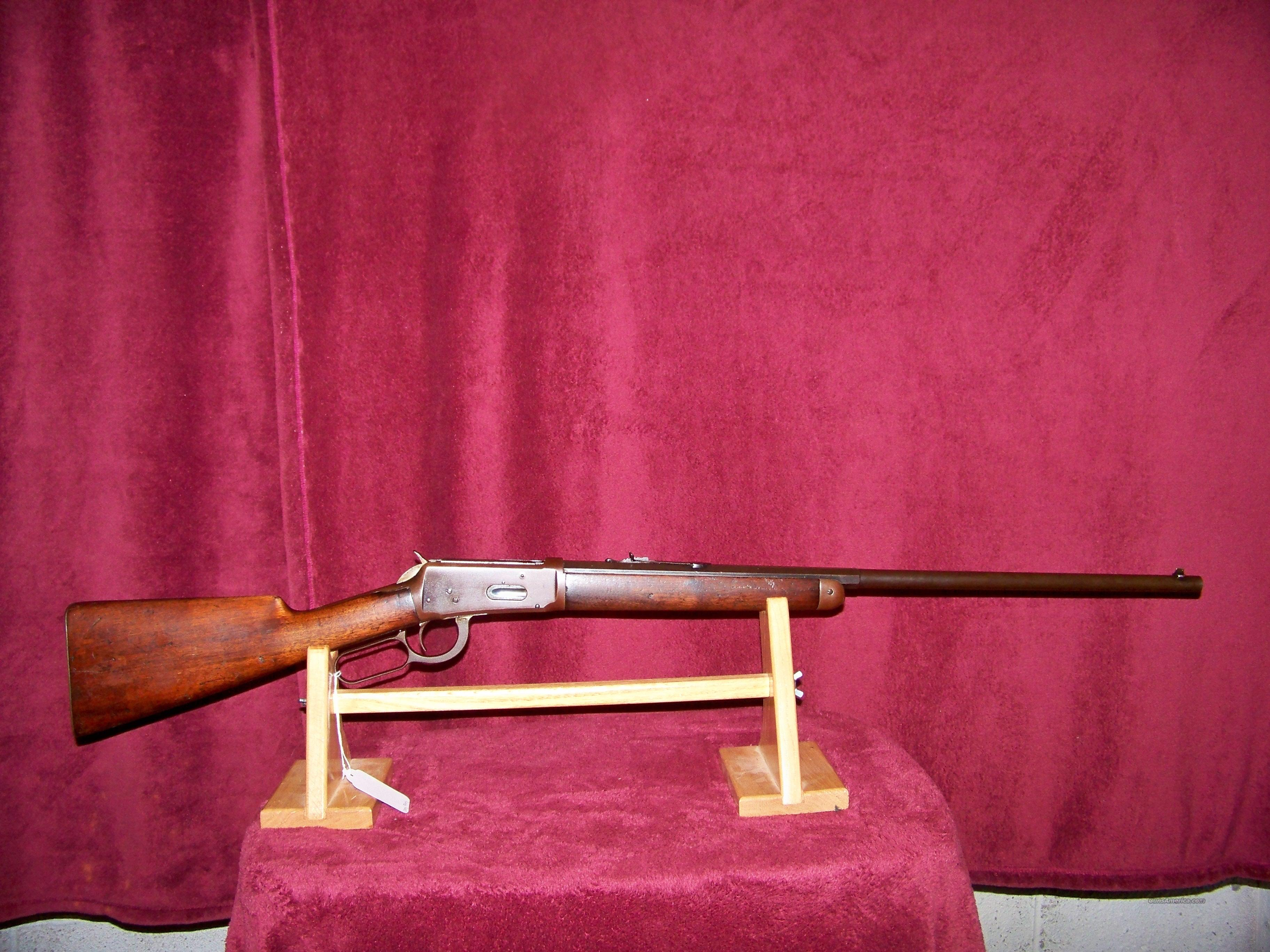 WINCHESTER MODEL 1894 SPECIAL ORDER  Guns > Rifles > Winchester Rifles - Modern Lever > Model 94 > Pre-64