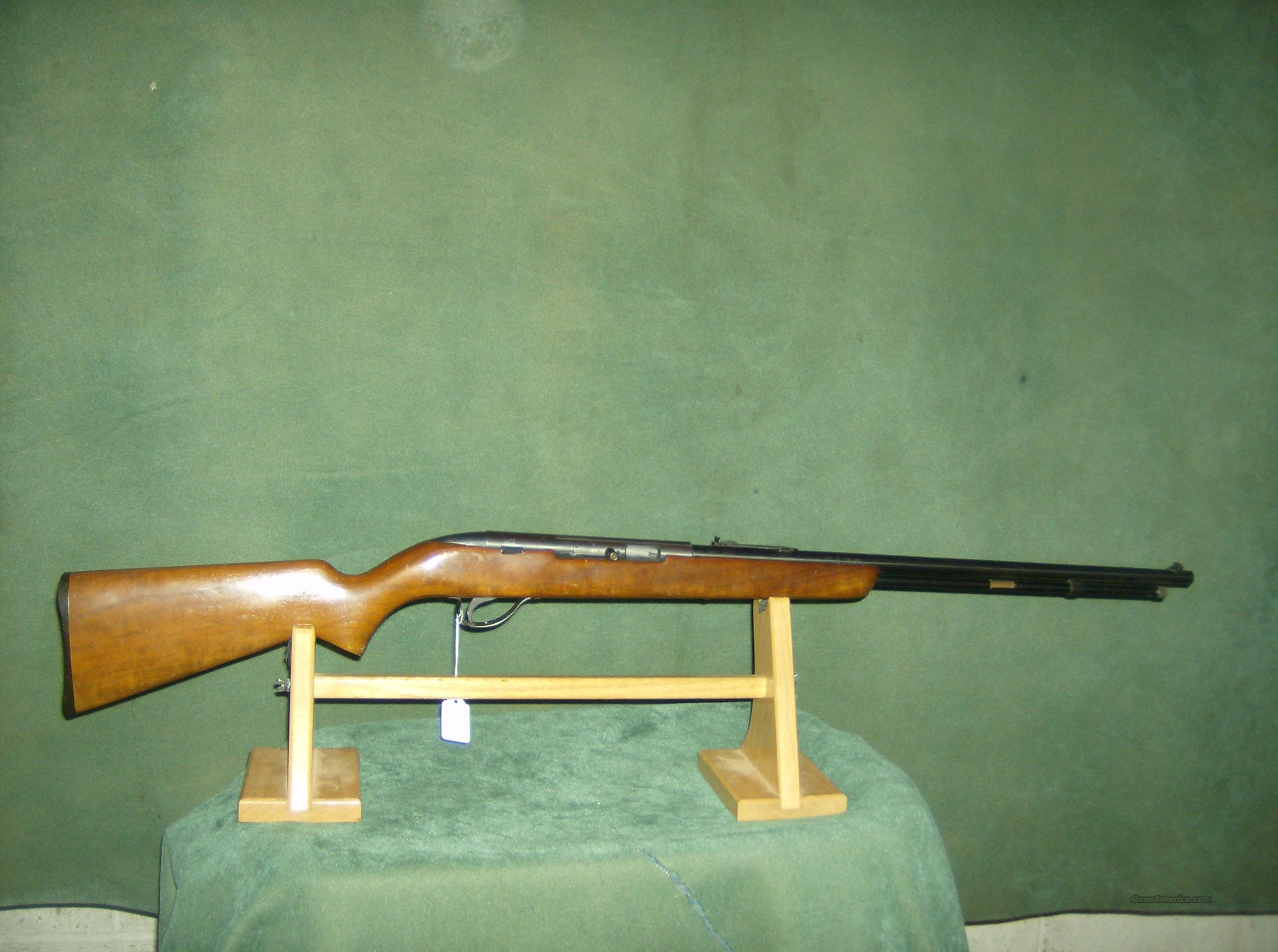 J.C. HIGGINS 22 SEMI AUTO MADE BY SAVAGE  Guns > Rifles > Savage Rifles > Other