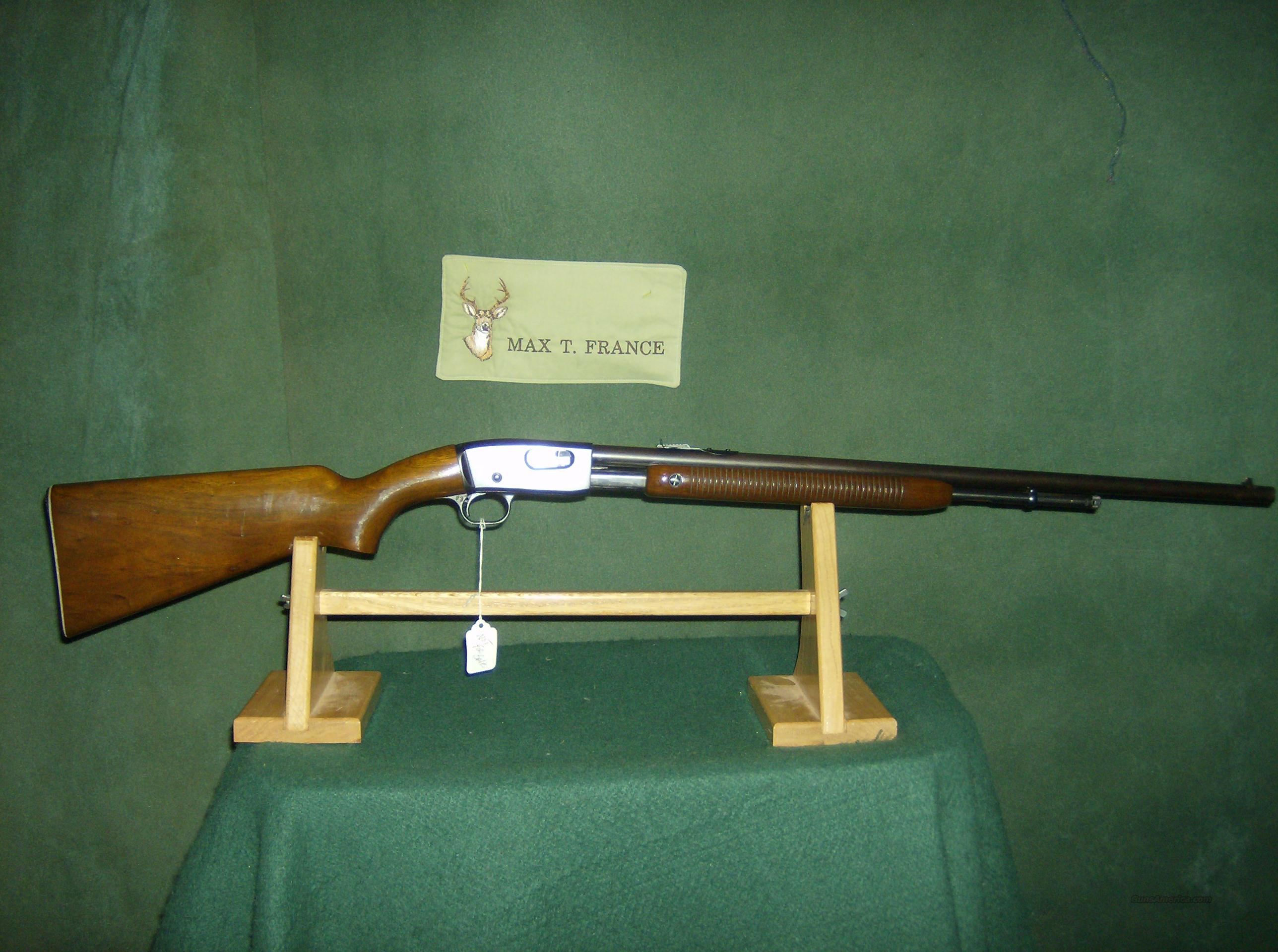 REMINGTON MODEL 121 FIELDMASTER  Guns > Rifles > Remington Rifles - Modern > Non-Model 700
