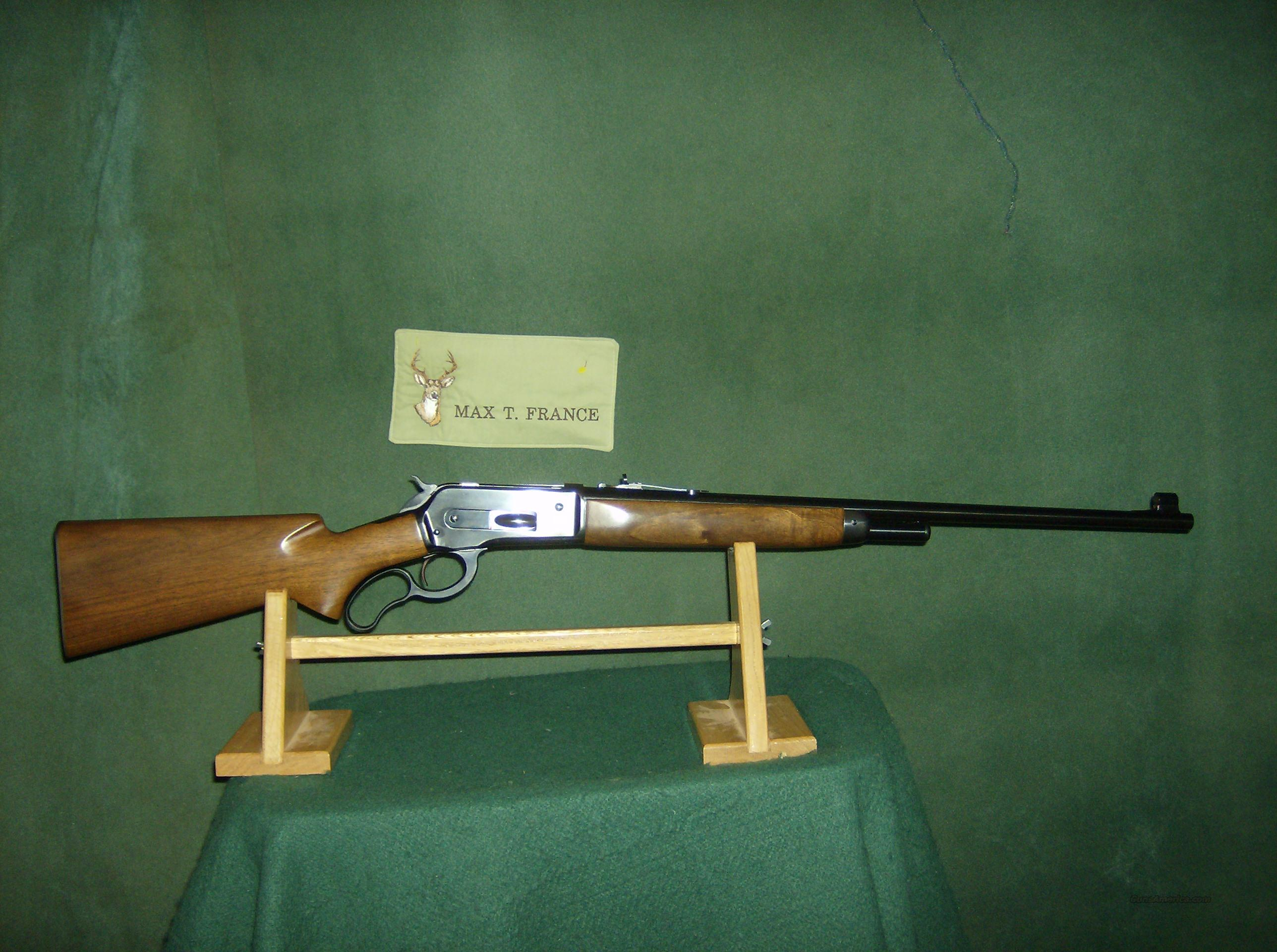 BROWNING MODEL 71 STANDARD RIFLE 348 WIN  Guns > Rifles > Browning Rifles > Lever Action
