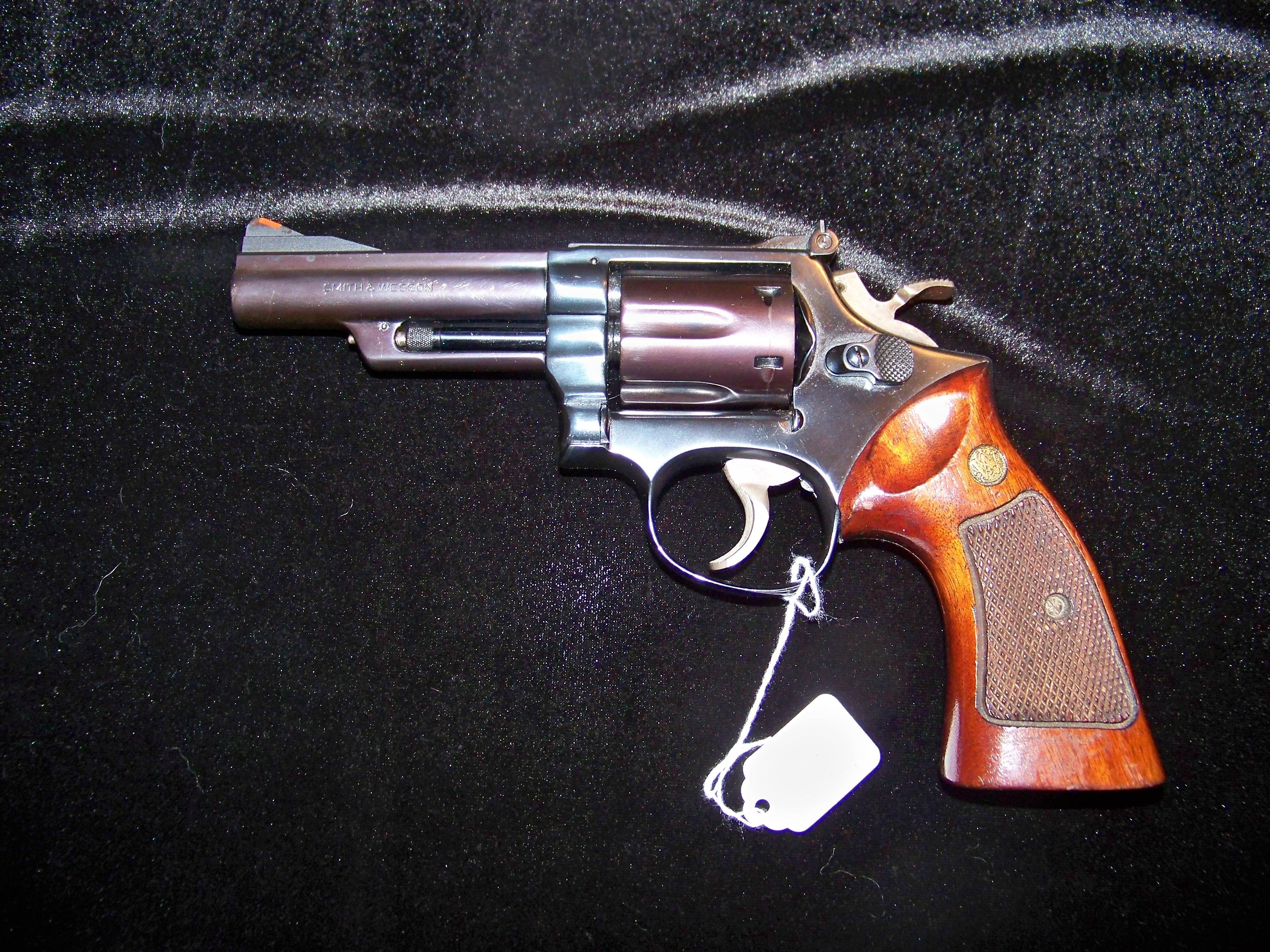 ((SOLD PENDING FUNDS)))SMITH & WESSON MODEL 19 357MAG  Guns > Pistols > Smith & Wesson Revolvers > Full Frame Revolver