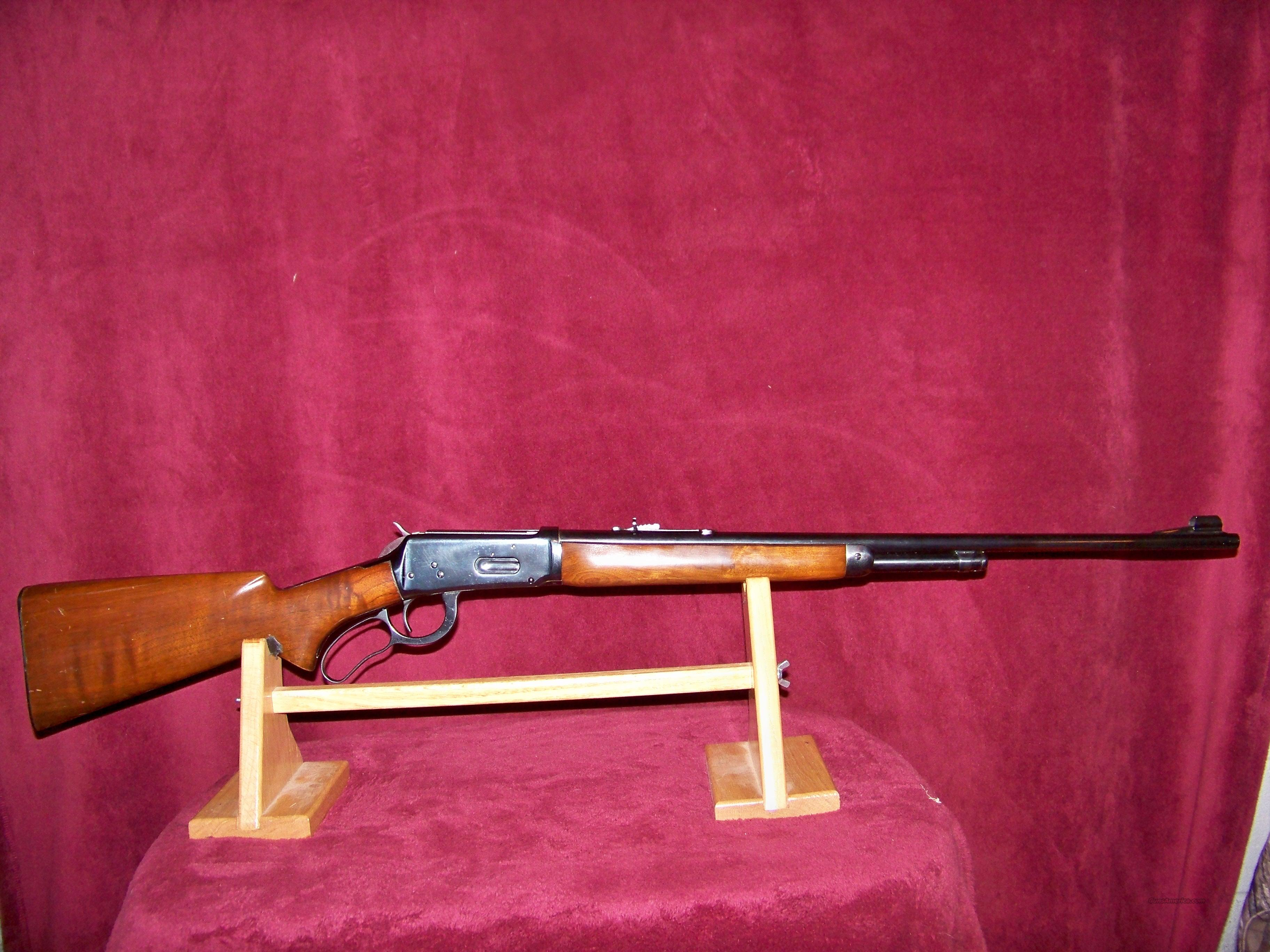 WICHESTERMODEL 64 STANDARD MODEL 30 WCF  Guns > Rifles > Winchester Rifles - Modern Lever > Other Lever > Pre-64