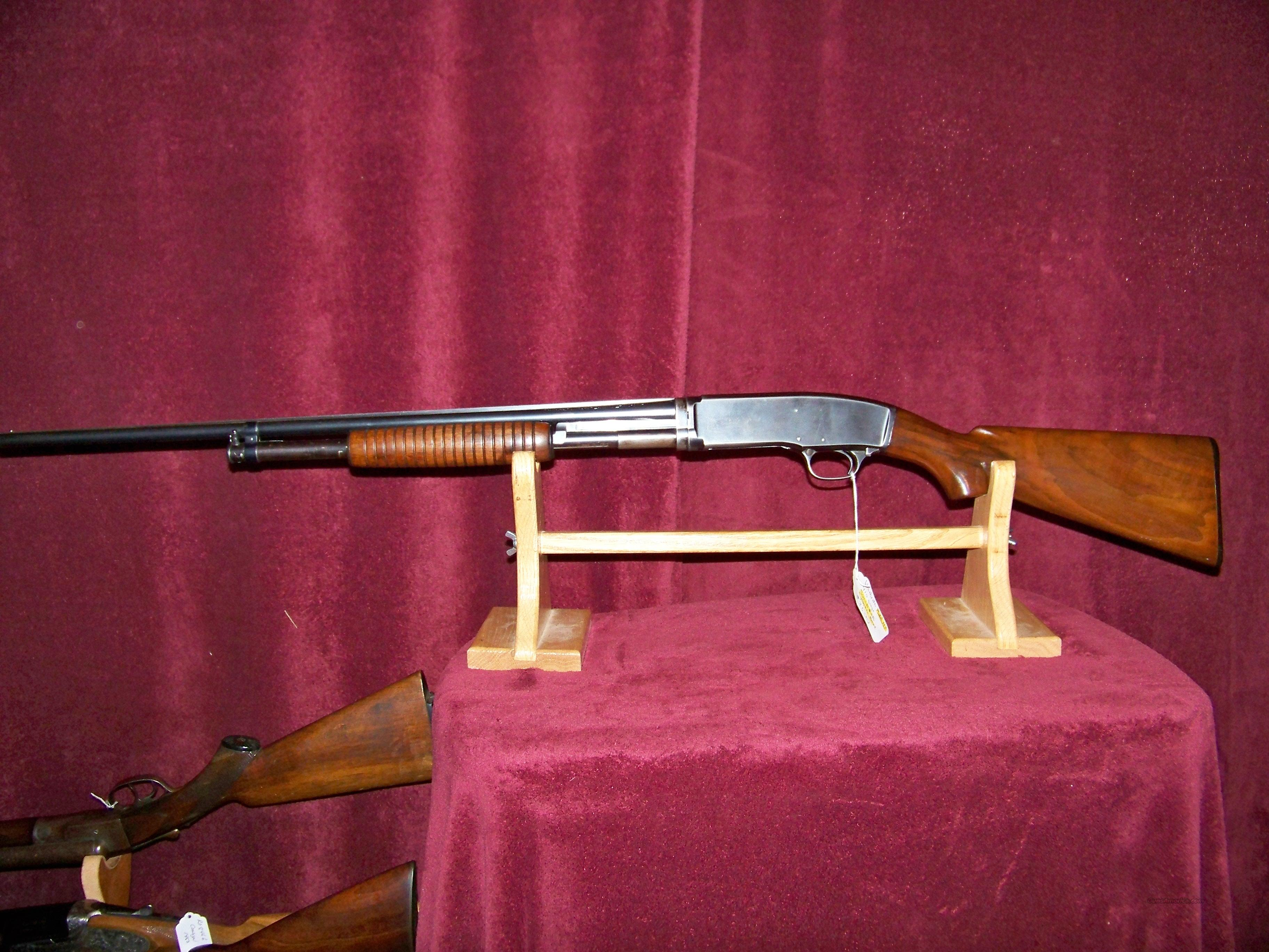 WINCHESTER MODEL 42 SOLID RIB  Guns > Shotguns > Winchester Shotguns - Modern > Pump Action > Trap/Skeet