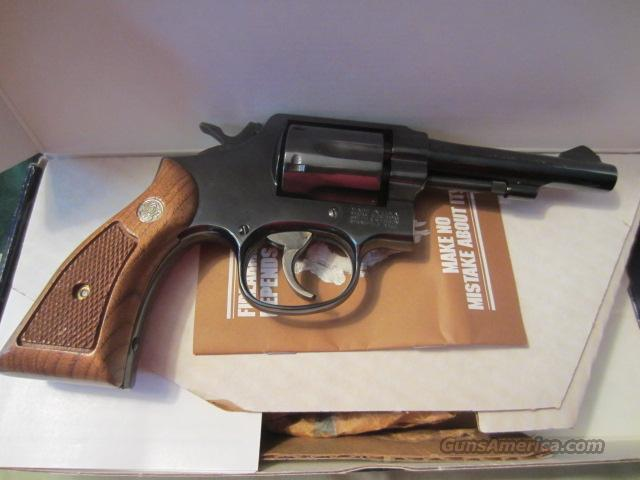 SMITH & WESSON MODEL 10-9  Guns > Pistols > Smith & Wesson Revolvers > Model 10