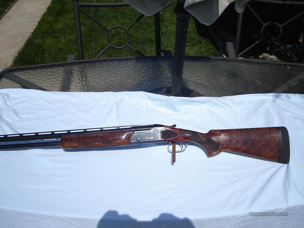 Remington 3200 1of 1000 Skeet  Guns > Shotguns > Remington Shotguns  > O/U