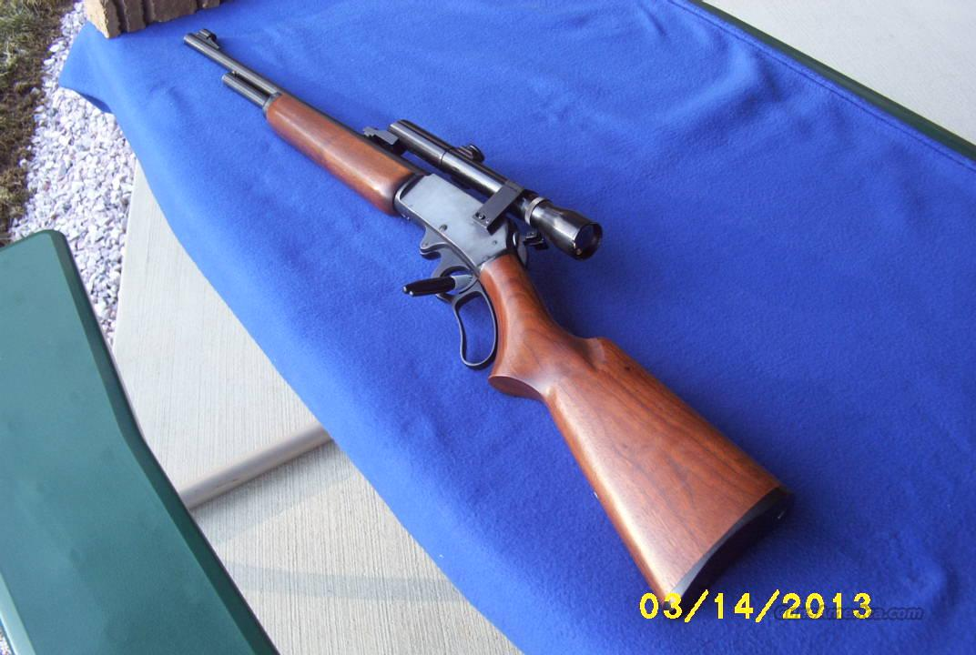 1948 Marlin 336 SC 30-30 Unfired  Guns > Rifles > Marlin Rifles > Modern > Lever Action