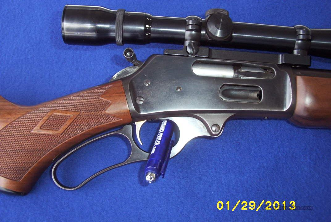 Scarce Marlin 336 SC in 219 Zipper  Guns > Rifles > Marlin Rifles > Modern > Lever Action