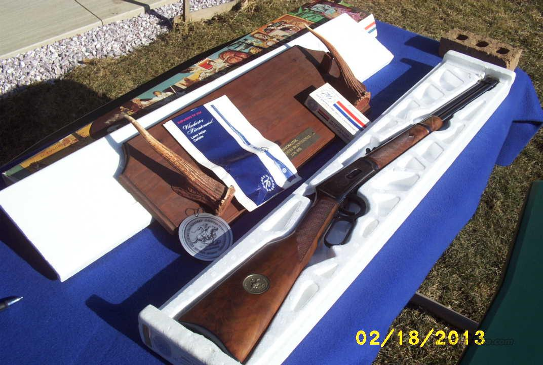 Win. 1776-1976 BiCentennial 30-30  Guns > Rifles > Winchester Rifle Commemoratives