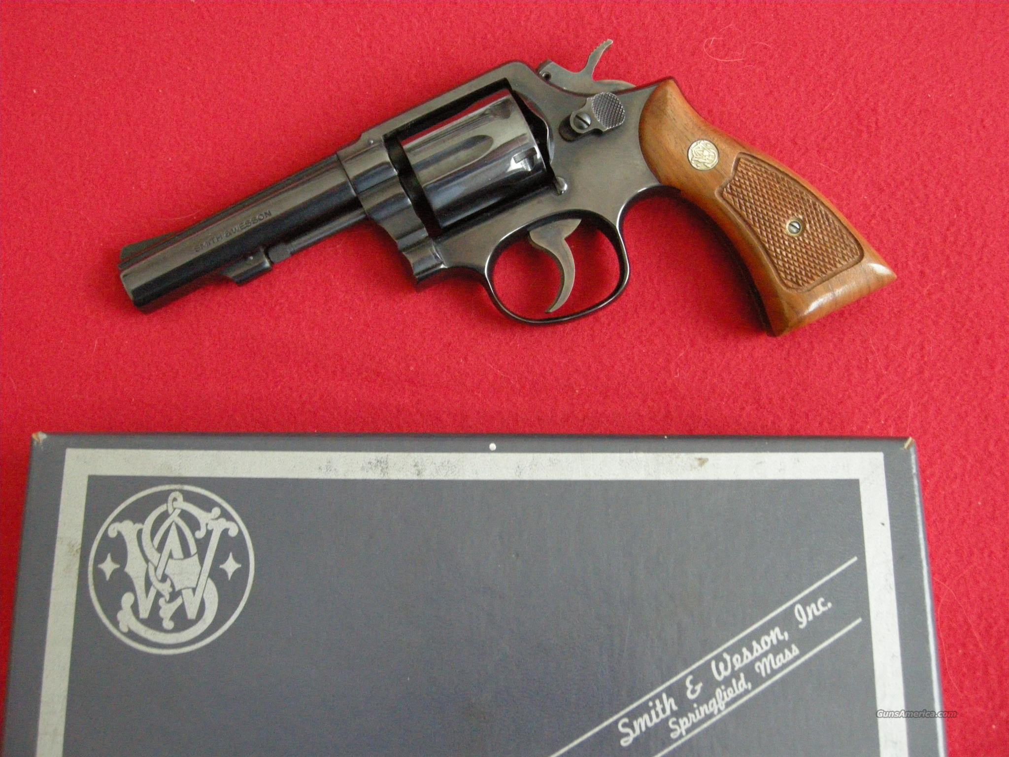 Smith & Wesson K-frame revolver  Guns > Pistols > Smith & Wesson Revolvers > Full Frame Revolver